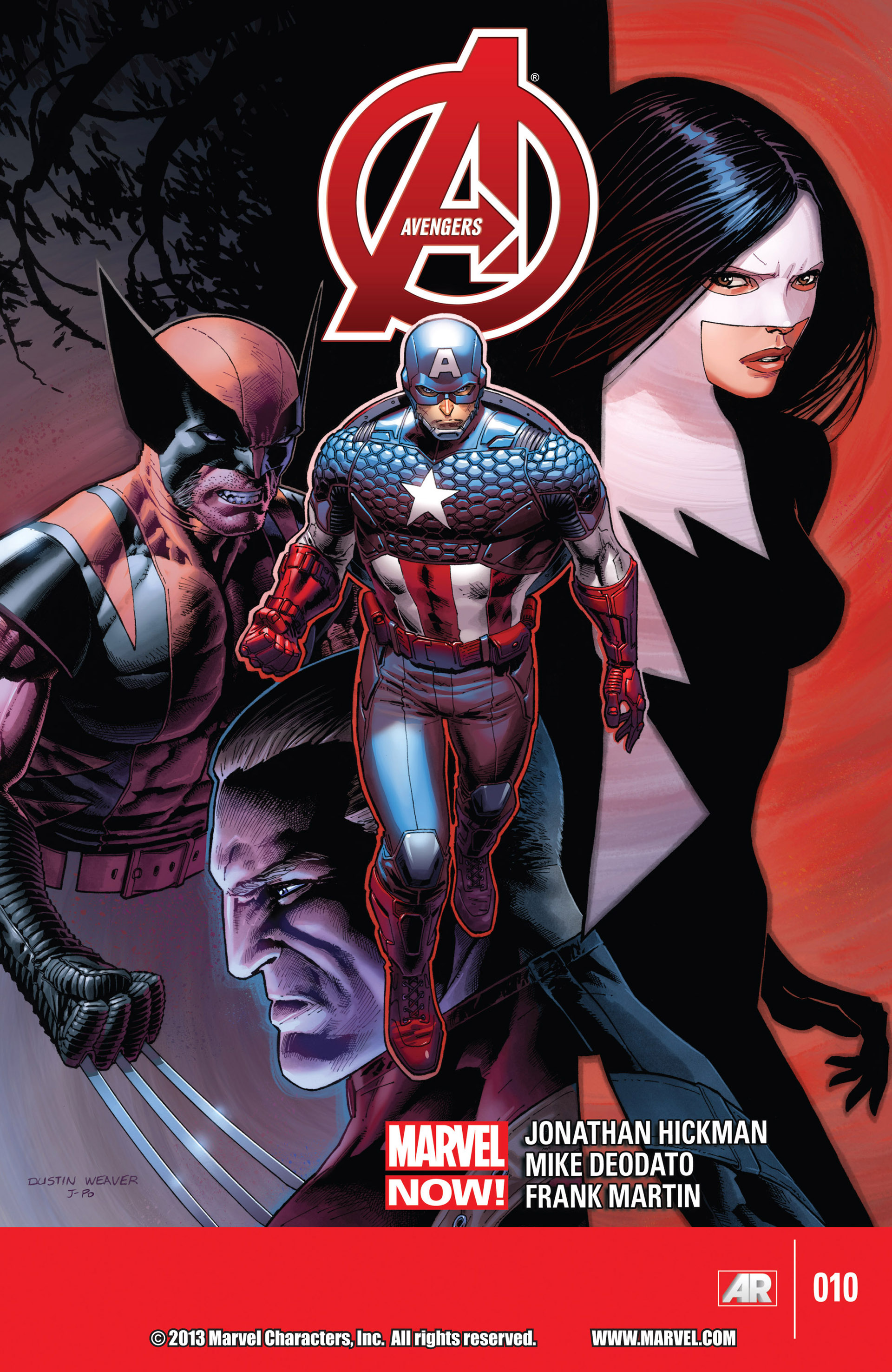 Read online Avengers (2013) comic -  Issue #10 - 1