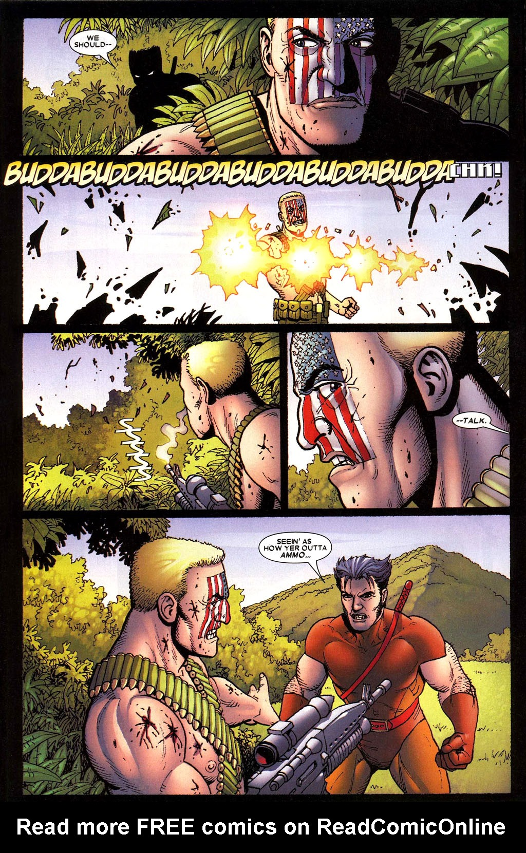 Read online Wolverine: Origins comic -  Issue #3 - 9