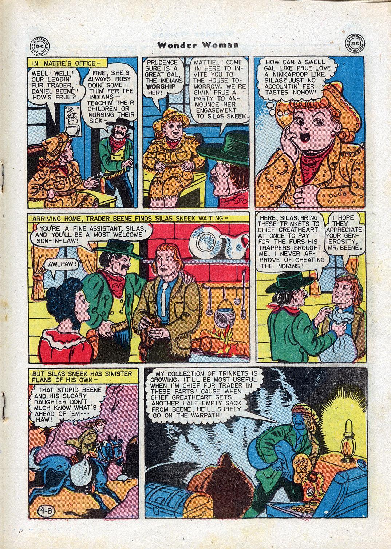 Read online Wonder Woman (1942) comic -  Issue #17 - 27
