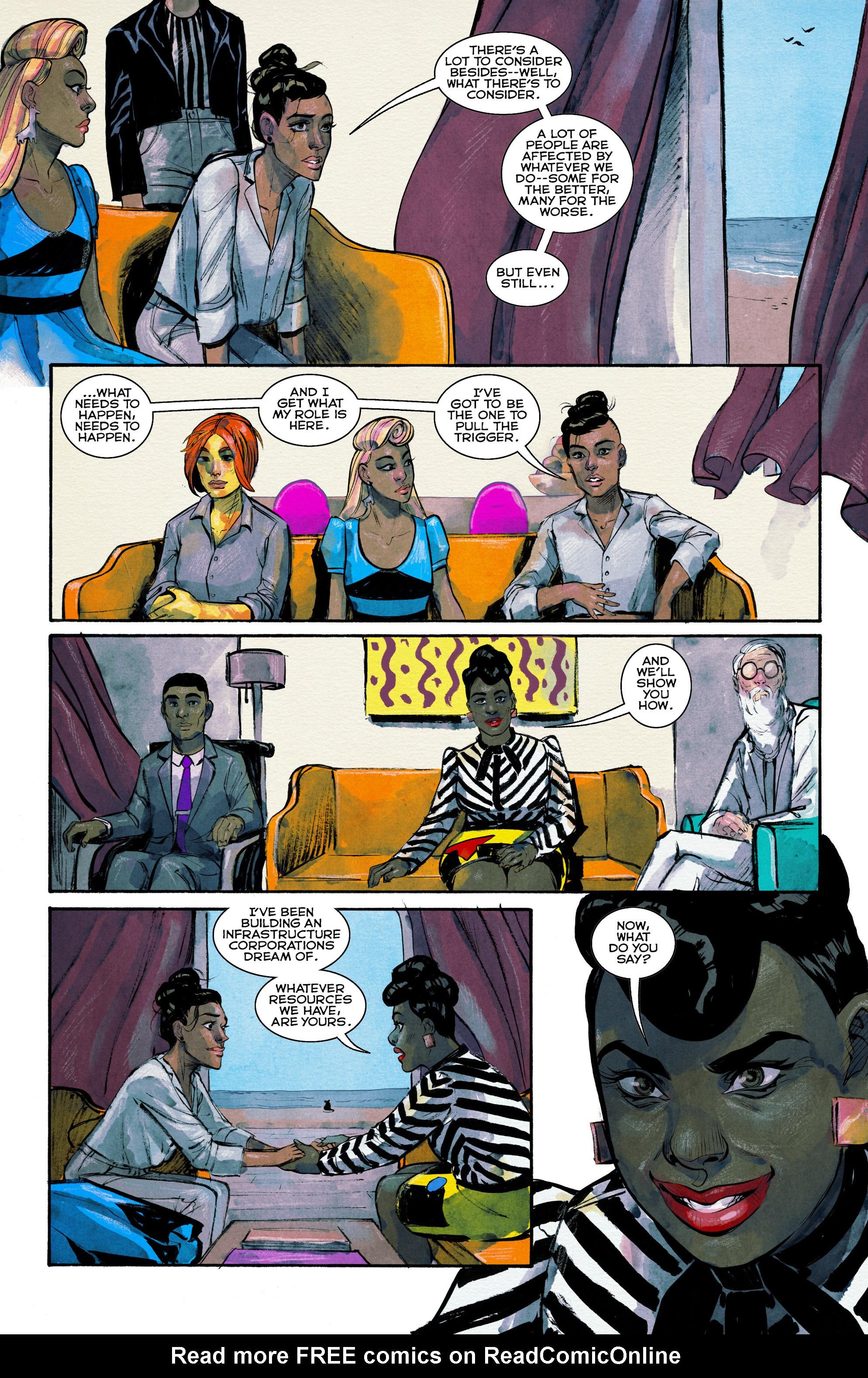 Read online Shutter comic -  Issue #21 - 21