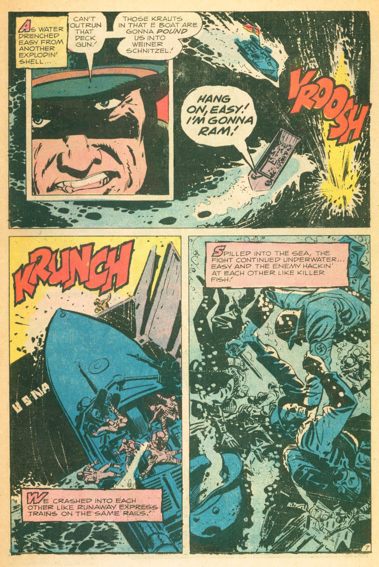 Read online Sgt. Rock comic -  Issue #302 - 11