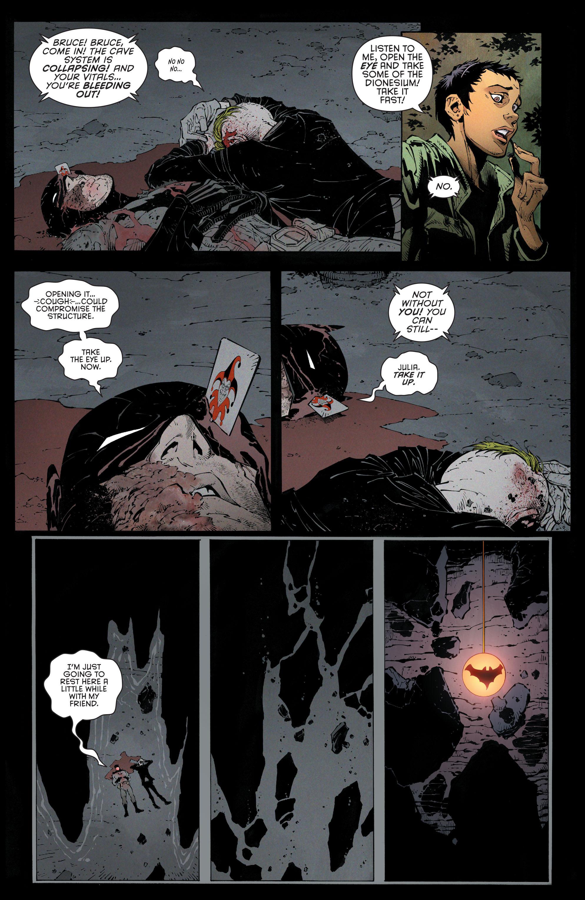 Read online Batman (2011) comic -  Issue # _TPB 7 - 144