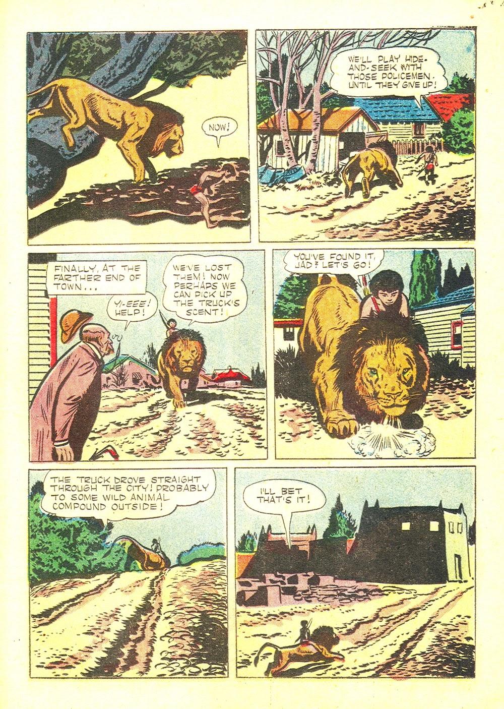 Tarzan (1948) issue 60 - Page 23