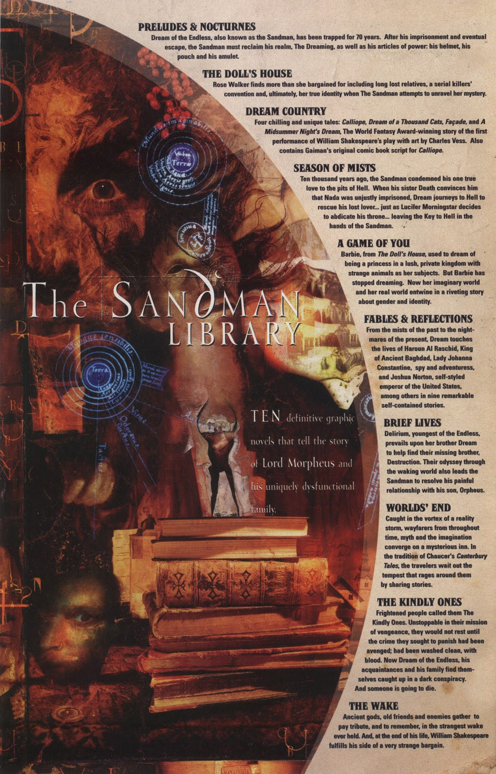 Read online The Sandman: Endless Nights comic -  Issue # _Special - 26