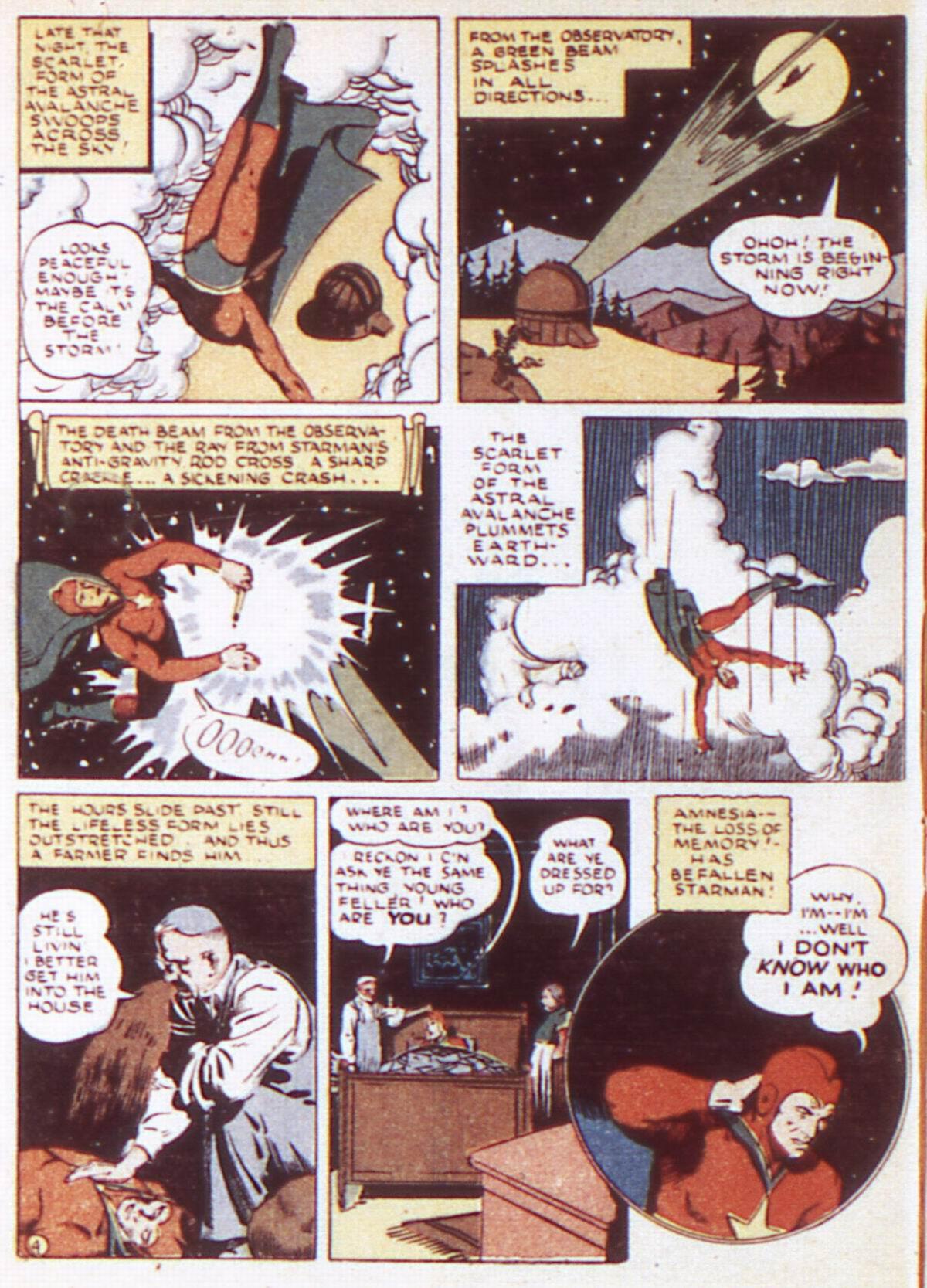 Read online Adventure Comics (1938) comic -  Issue #84 - 18