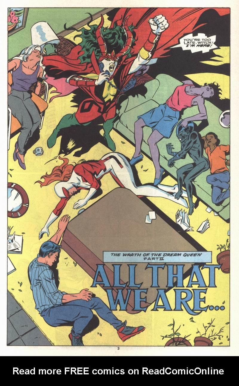 Read online Alpha Flight (1983) comic -  Issue #68 - 5