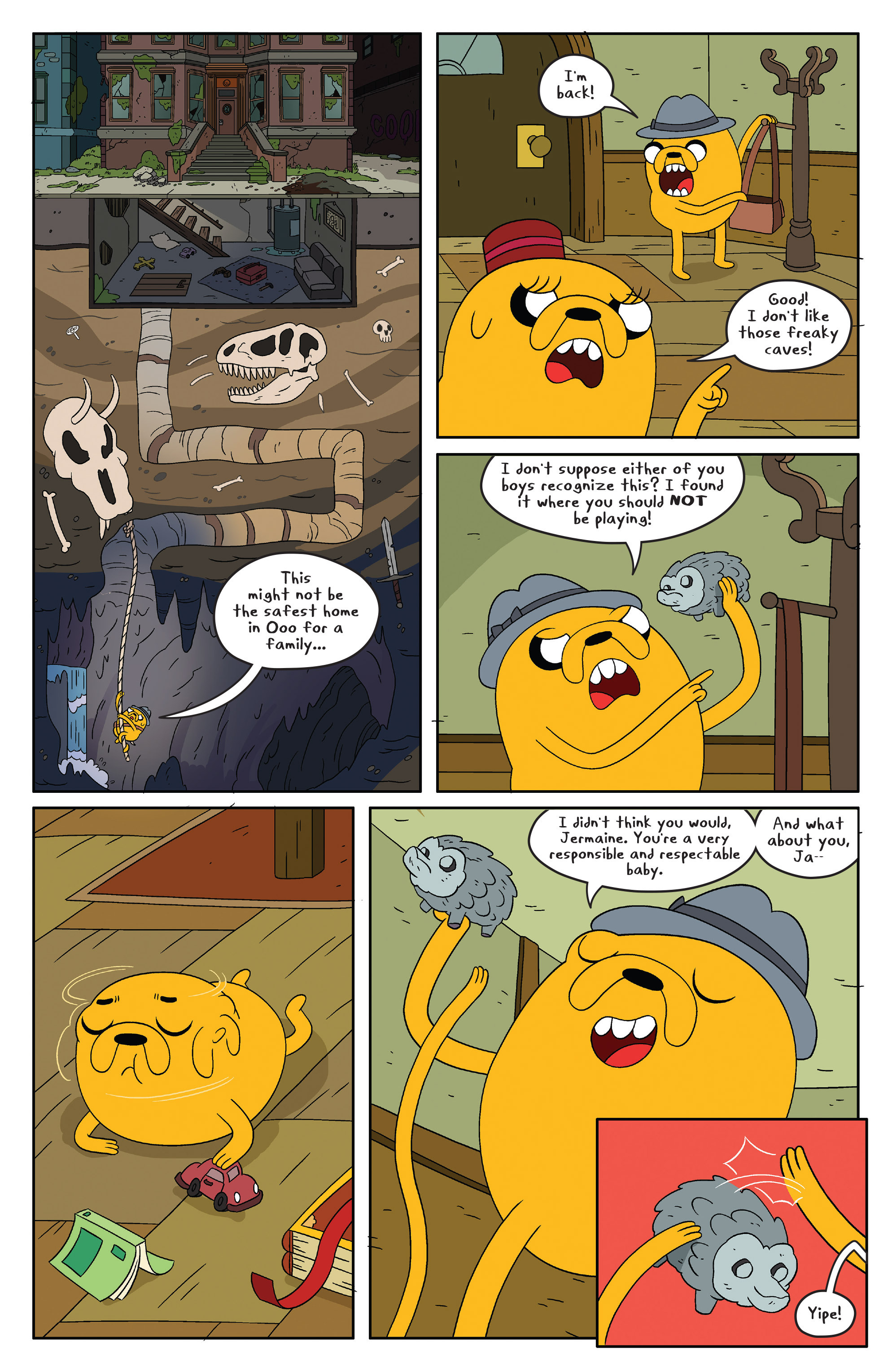Read online Adventure Time comic -  Issue #48 - 5