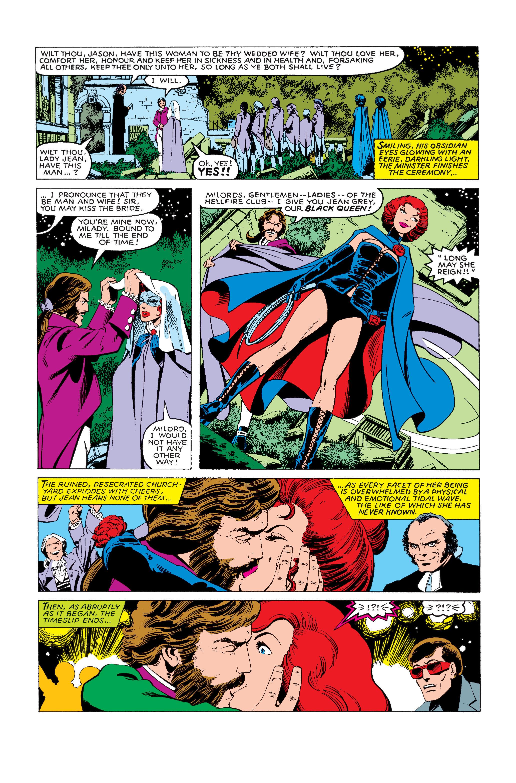 Read online Uncanny X-Men (1963) comic -  Issue #130 - 11