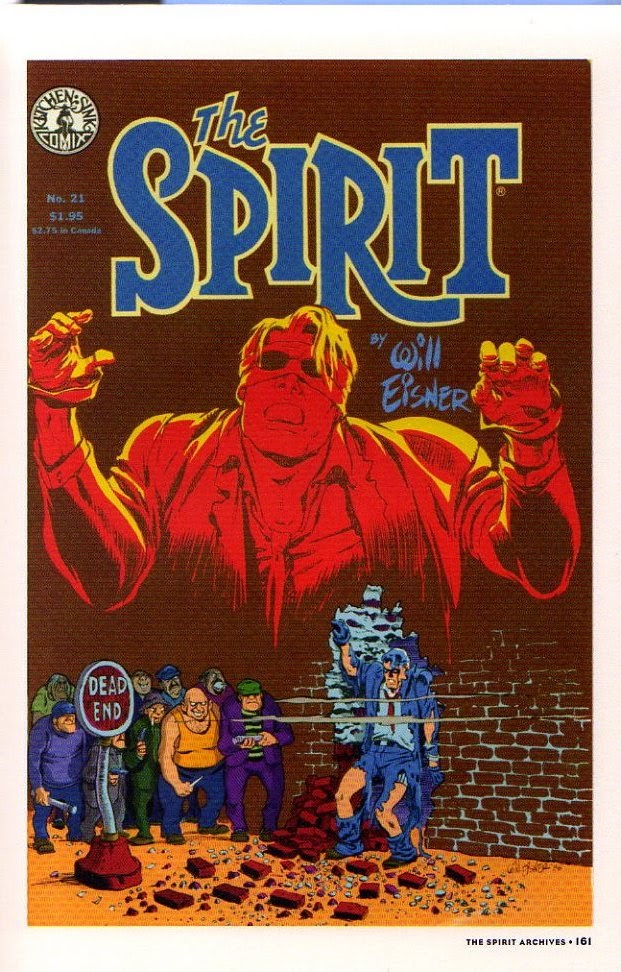 Read online Will Eisner's The Spirit Archives comic -  Issue # TPB 26 (Part 2) - 68