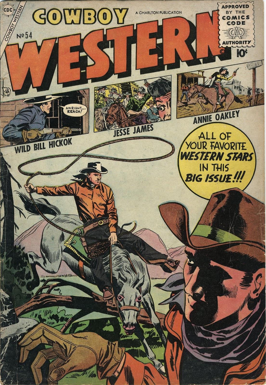 Cowboy Western 54 Page 1