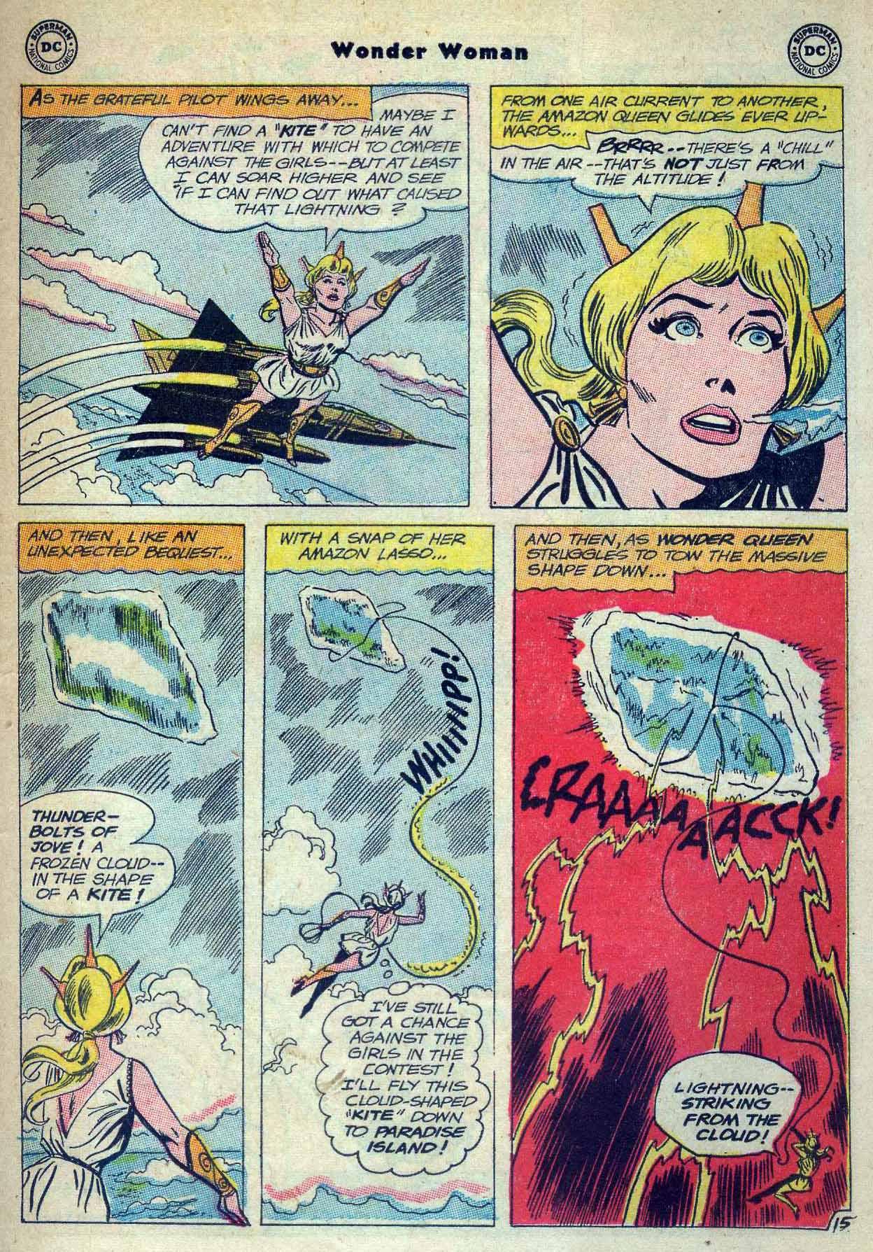 Read online Wonder Woman (1942) comic -  Issue #138 - 19