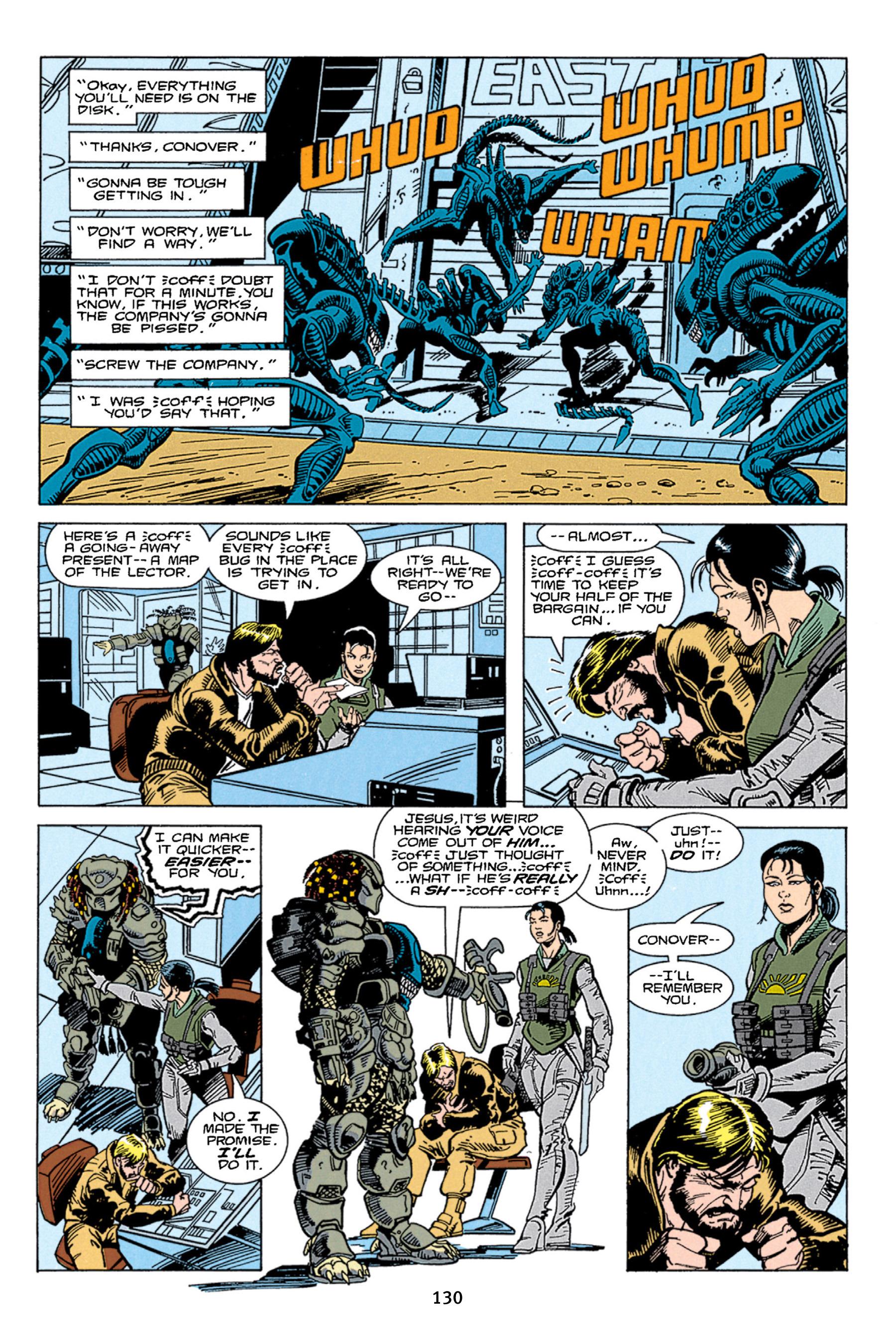 Read online Aliens vs. Predator Omnibus comic -  Issue # _TPB 1 Part 2 - 29