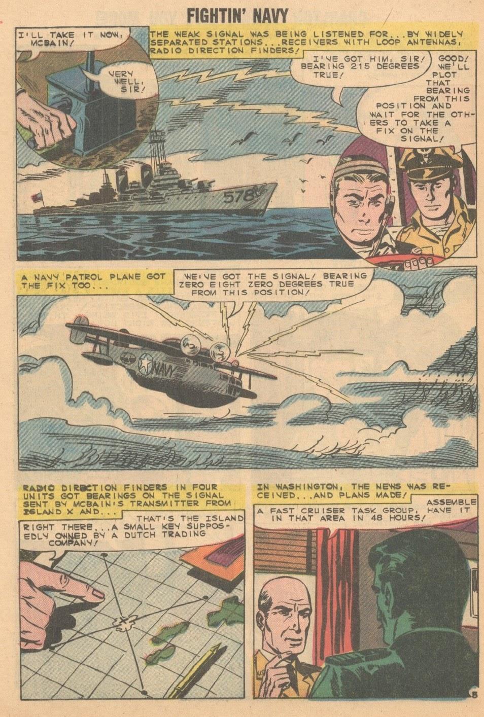 Read online Fightin' Navy comic -  Issue #93 - 20