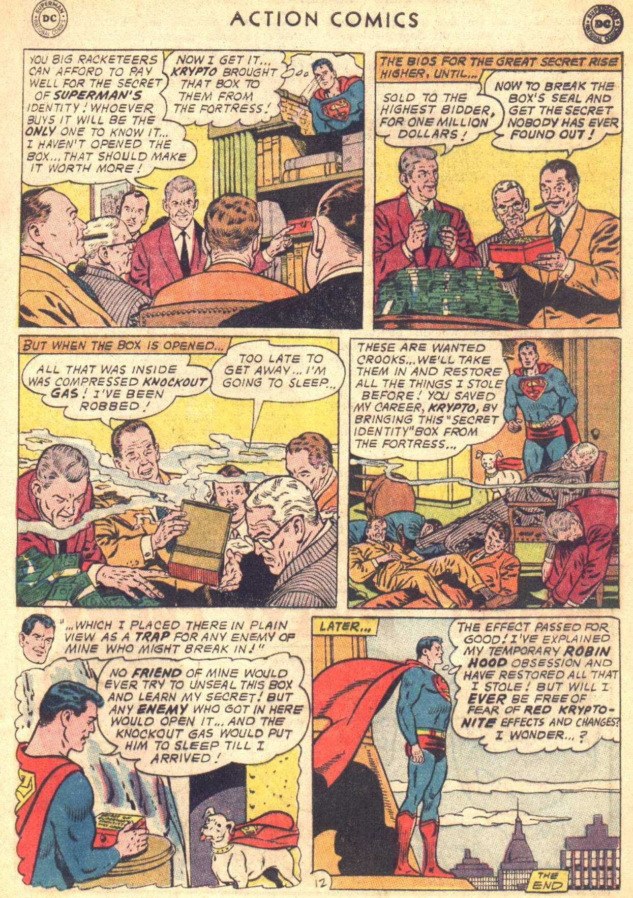 Read online Action Comics (1938) comic -  Issue #330 - 17