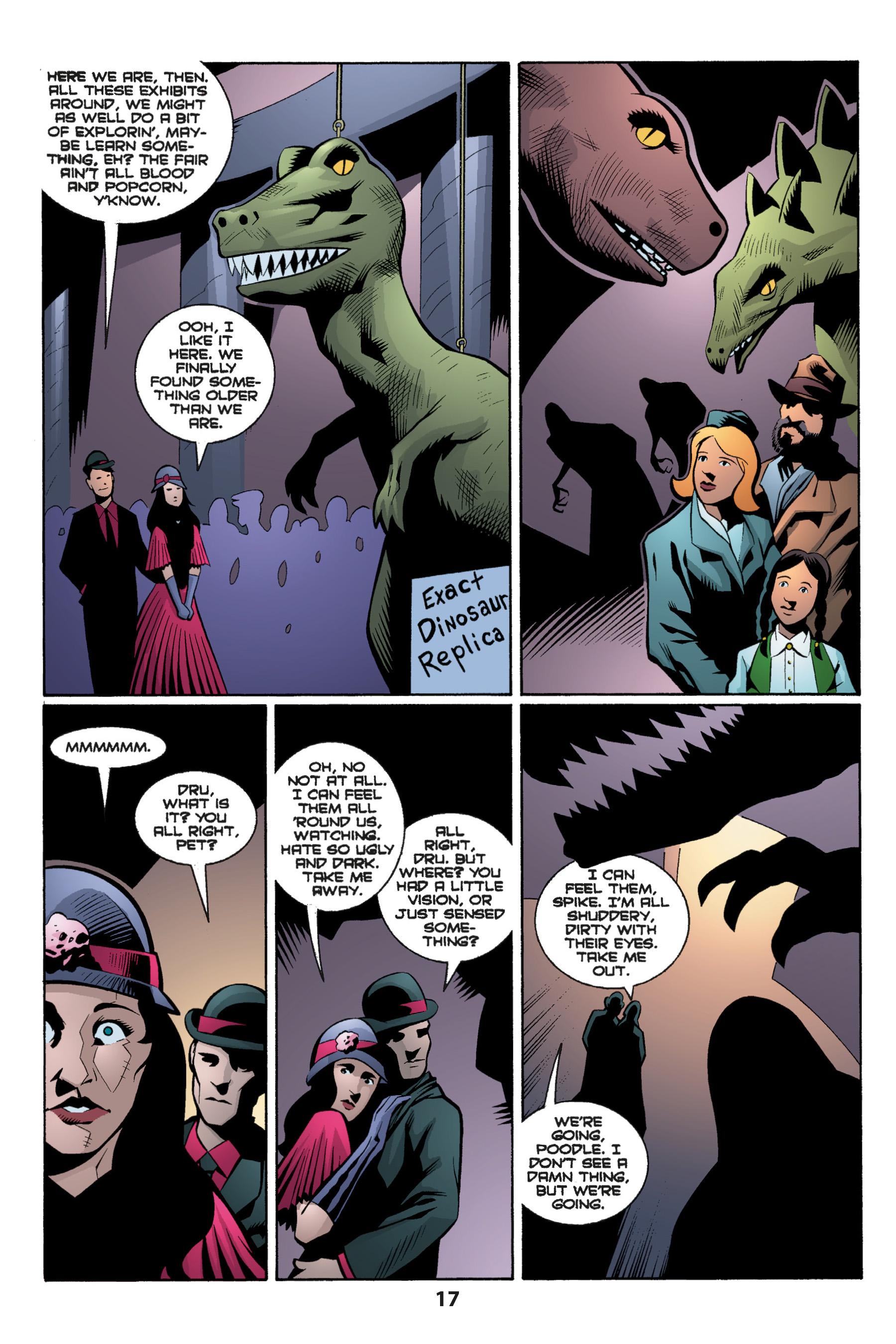 Read online Buffy the Vampire Slayer: Omnibus comic -  Issue # TPB 1 - 19