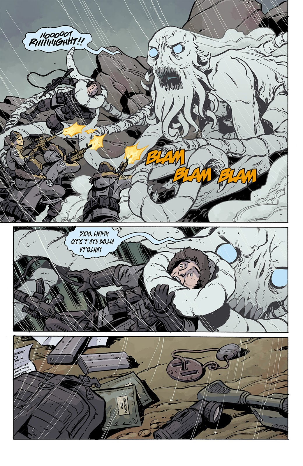 Read online B.P.R.D. Hell on Earth: The Return of the Master comic -  Issue #2 - 6