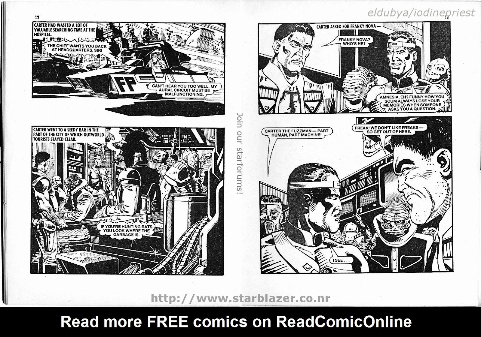 Starblazer issue 215 - Page 8