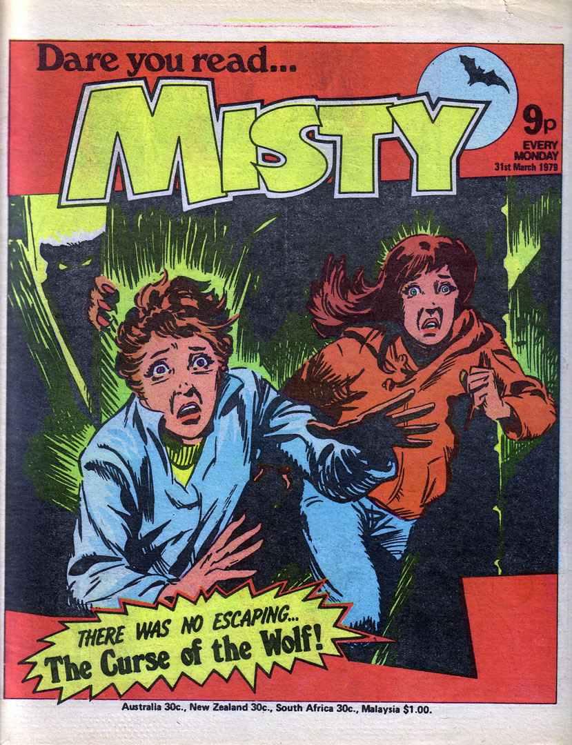 Misty (1978) 60 Page 1