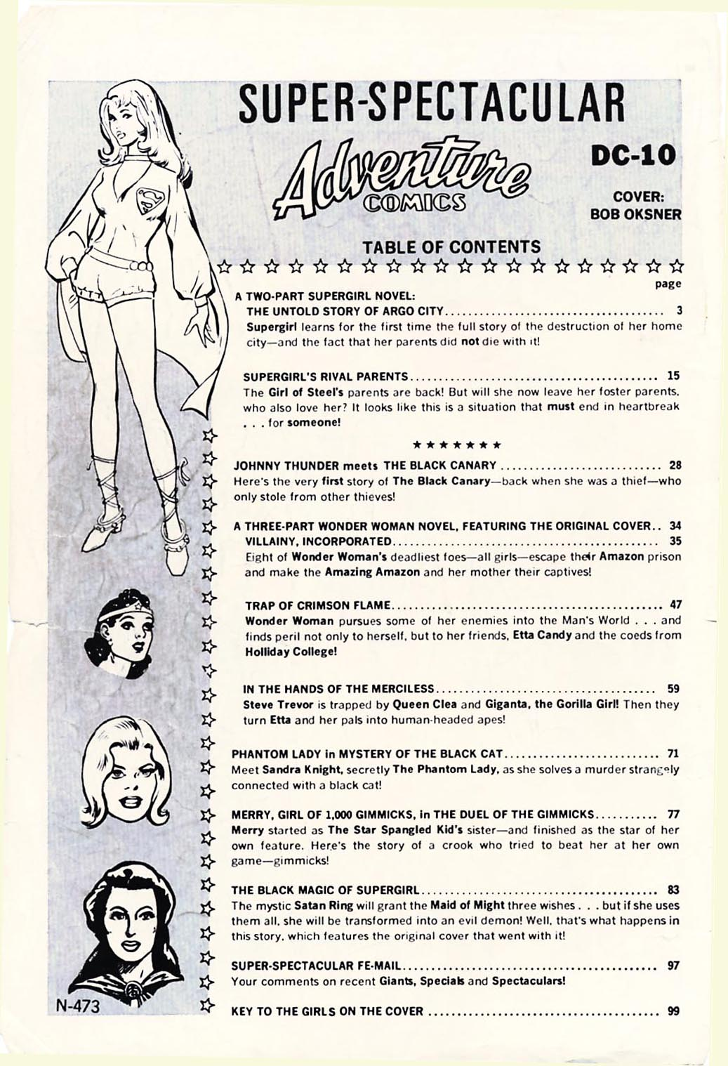 Read online Adventure Comics (1938) comic -  Issue #416 - 2