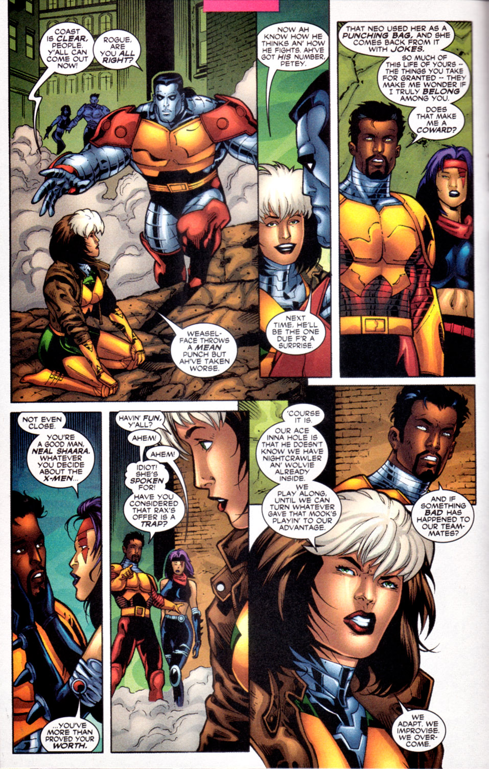 X-Men (1991) 106 Page 17