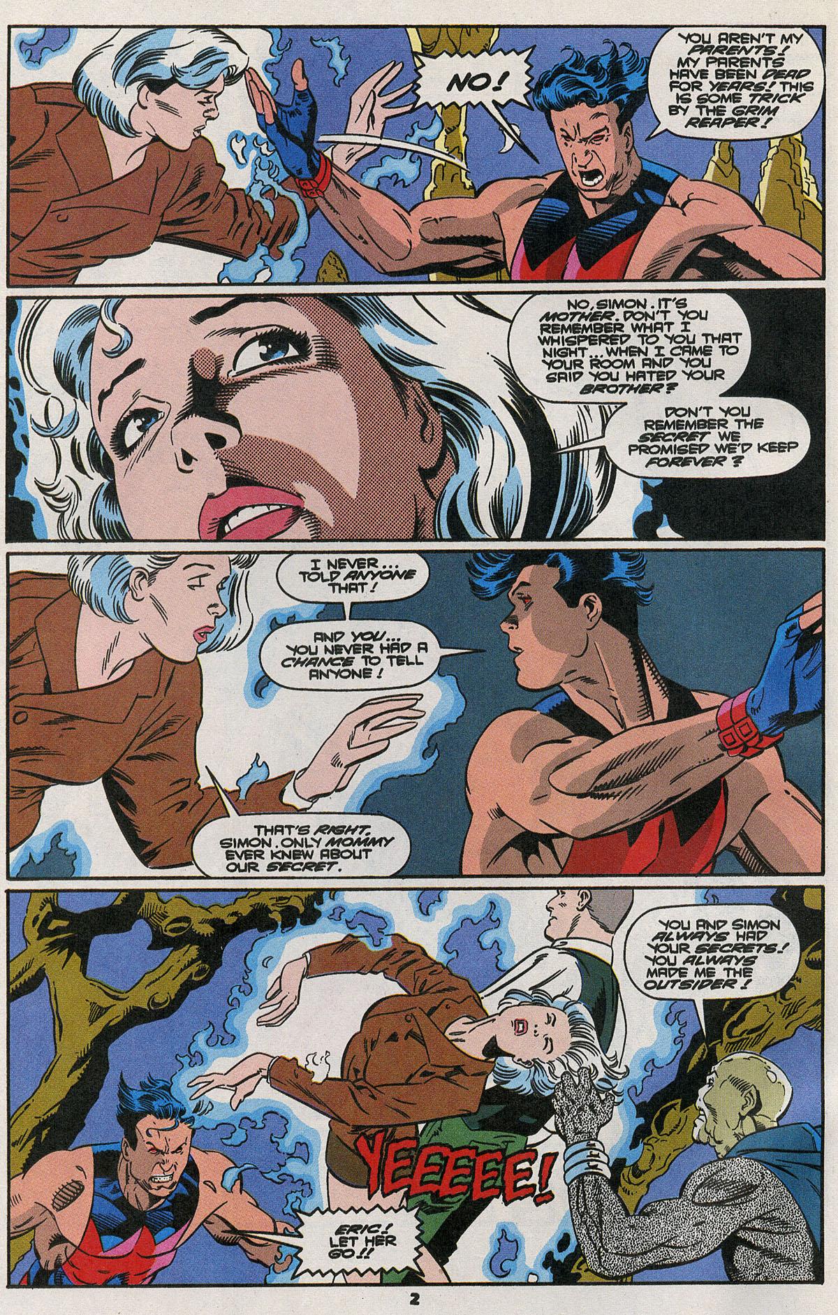 Read online Wonder Man (1991) comic -  Issue #23 - 3