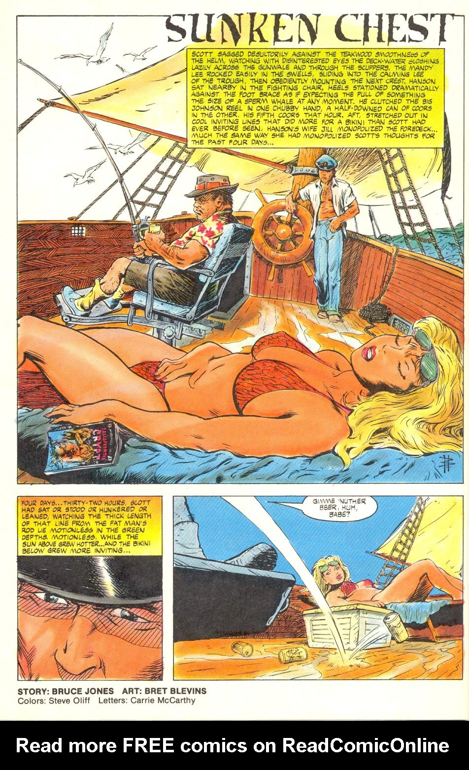 Read online Twisted Tales (1982) comic -  Issue #3 - 22