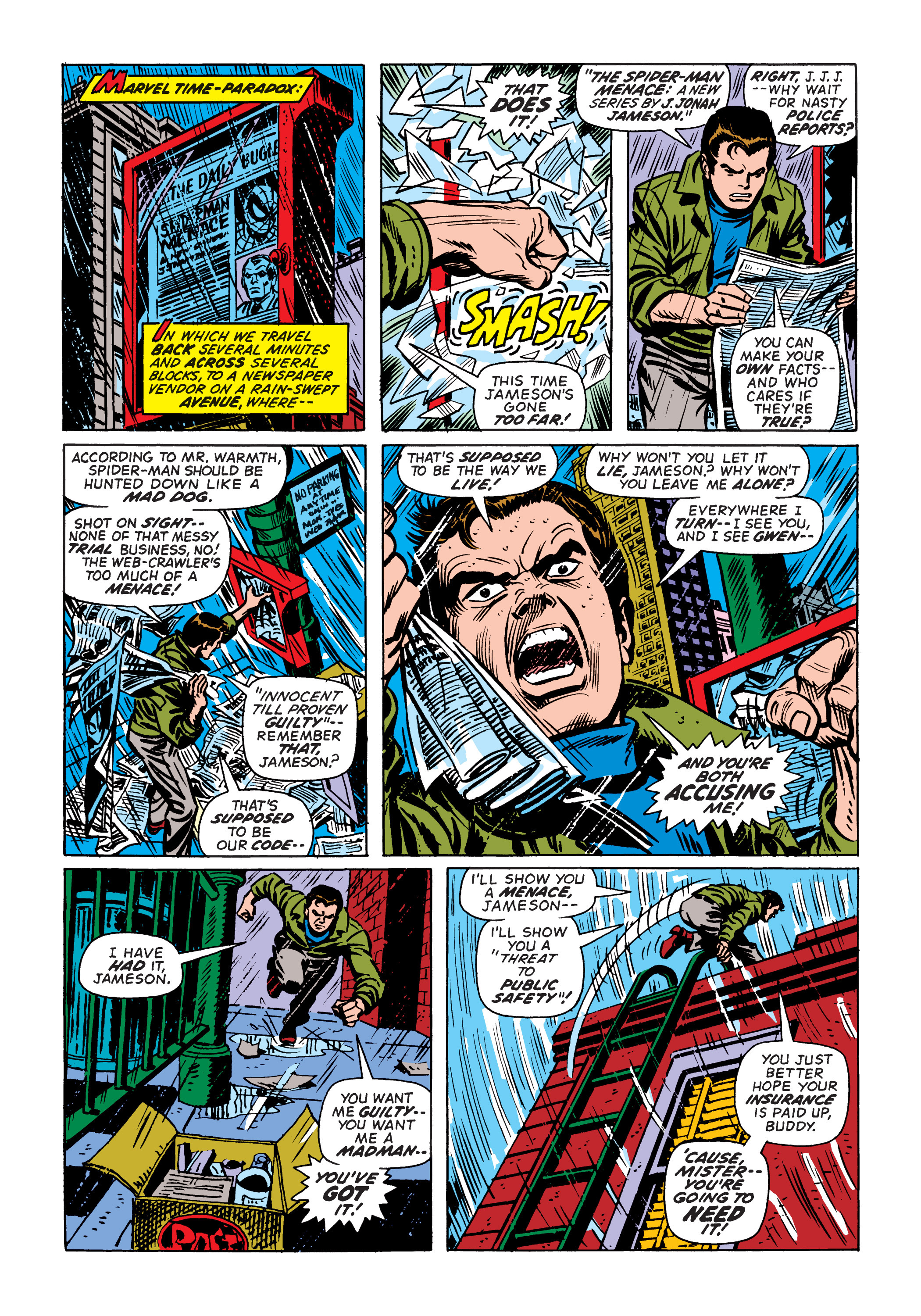 The Amazing Spider-Man (1963) 124 Page 11