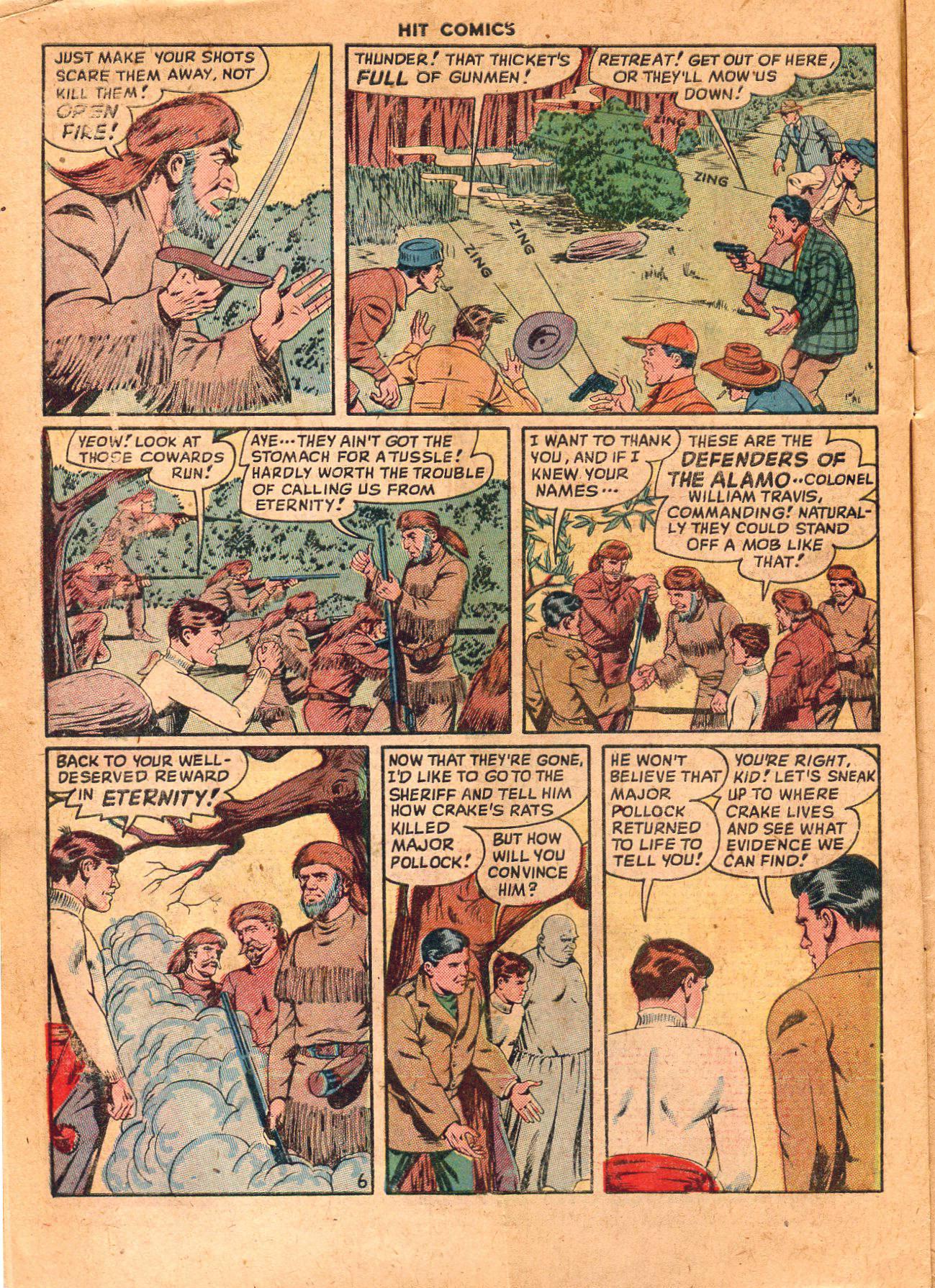 Read online Hit Comics comic -  Issue #57 - 8