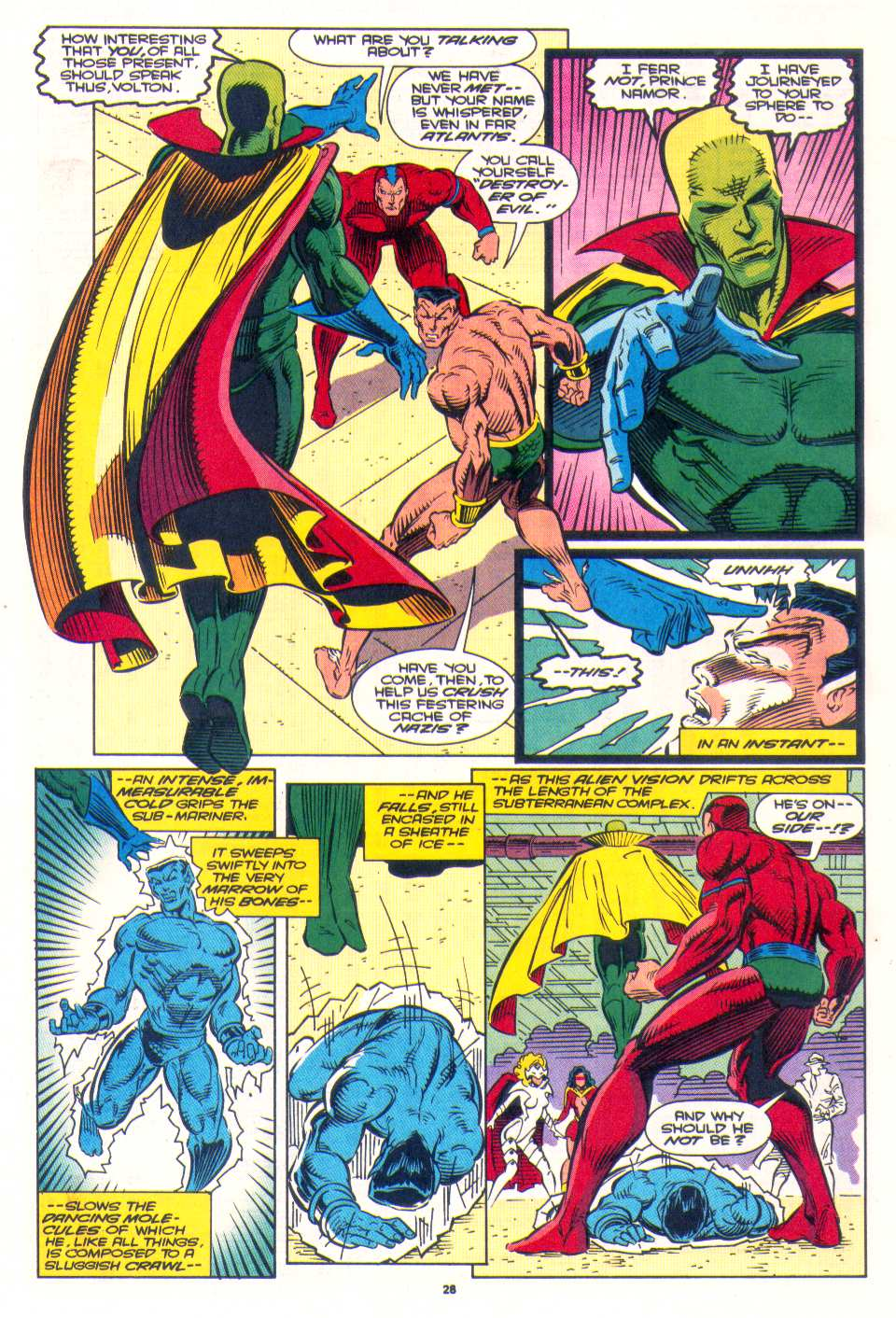 Read online The Invaders (1993) comic -  Issue #3 - 21