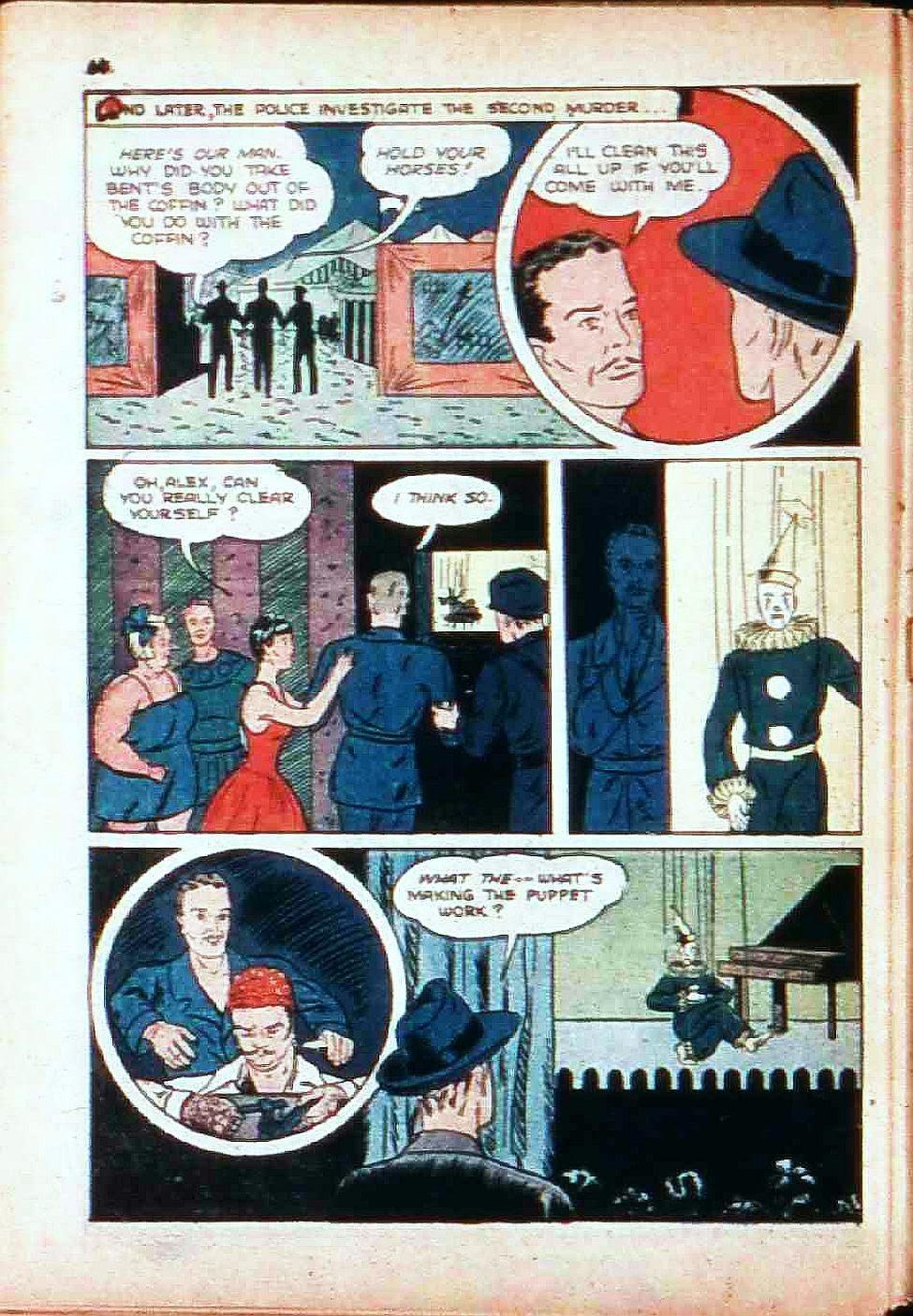 Read online Super-Magician Comics comic -  Issue #17 - 59