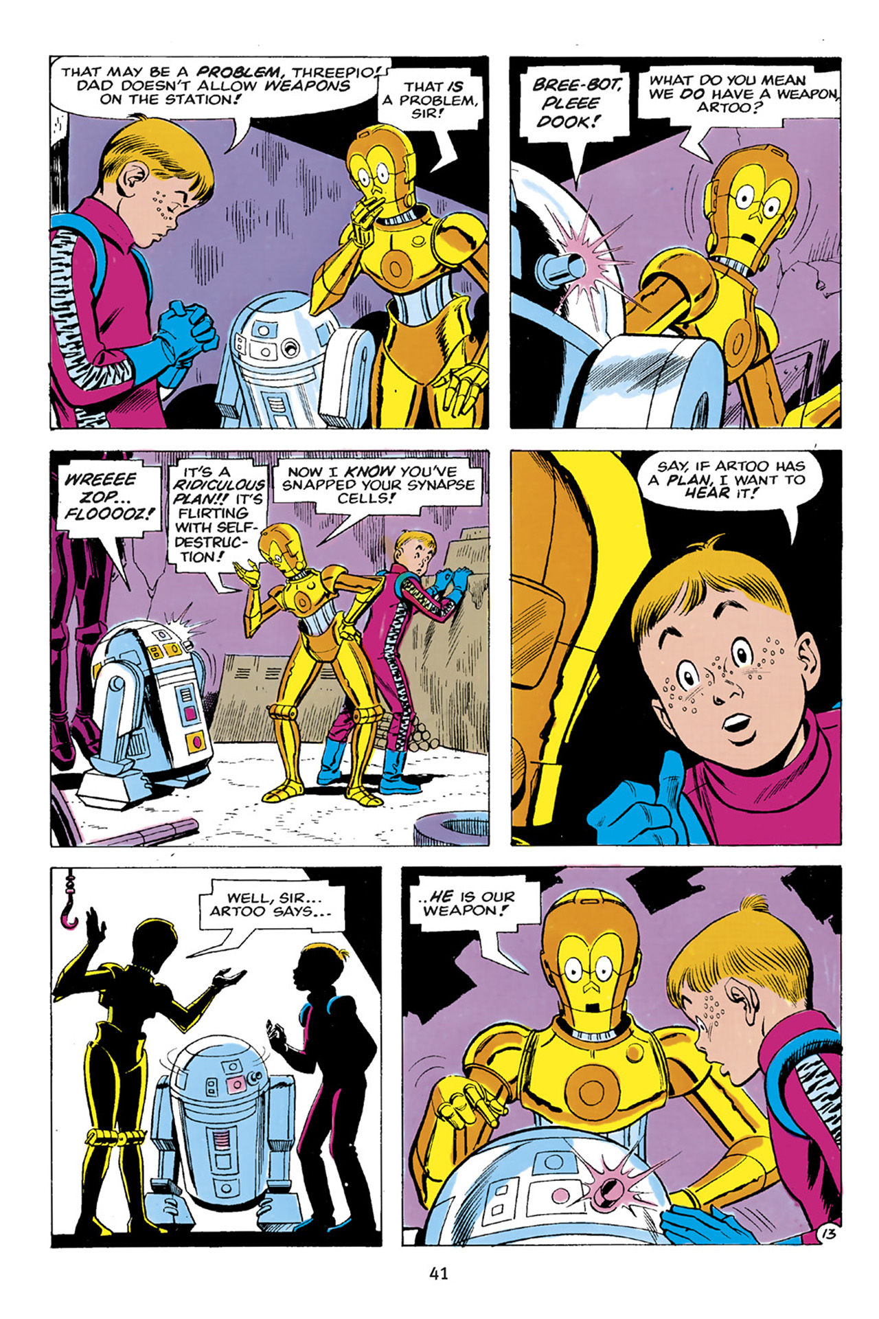 Read online Star Wars Omnibus comic -  Issue # Vol. 23 - 42