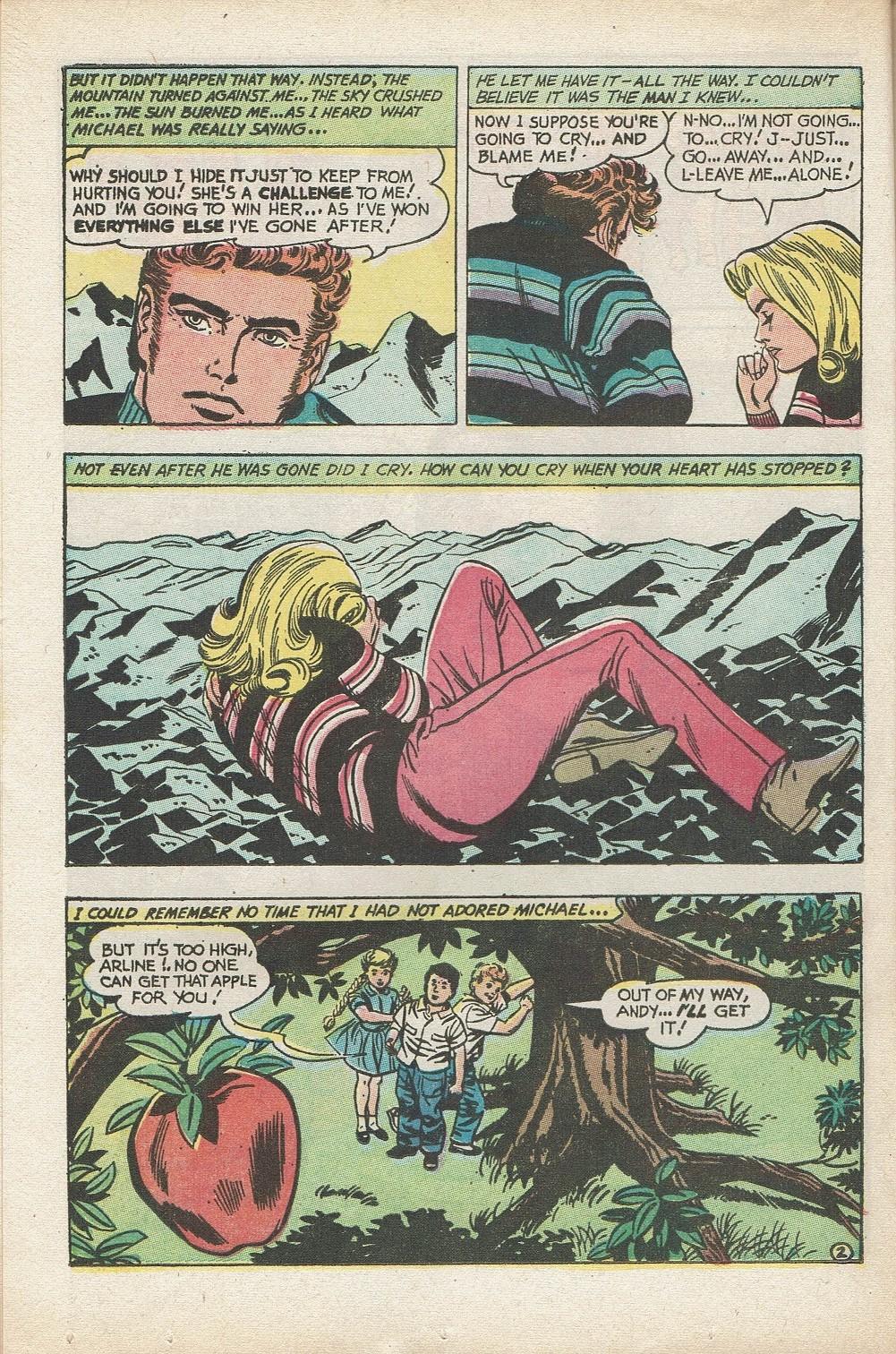 Read online Secret Hearts comic -  Issue #153 - 24