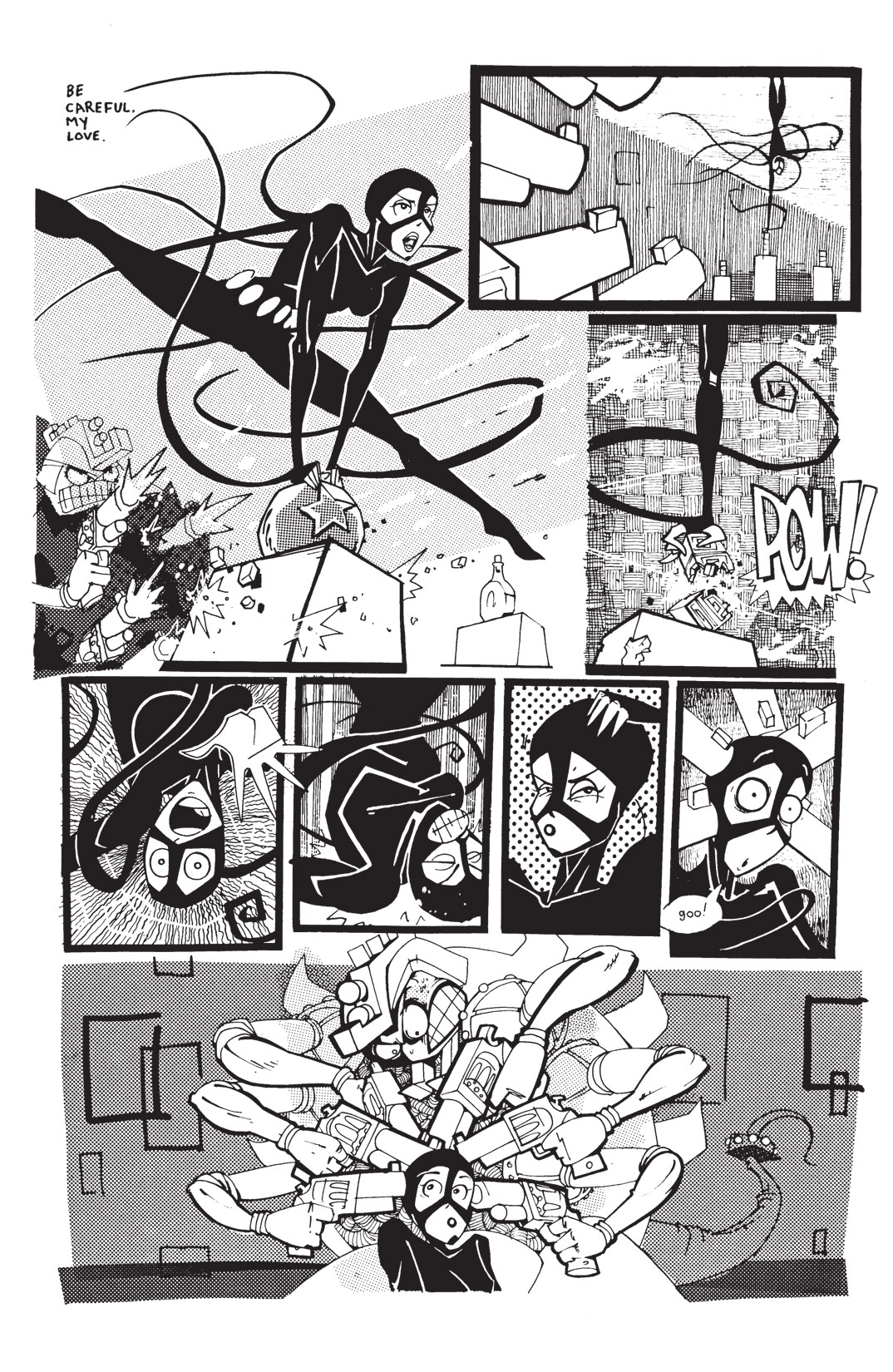 Read online Scud: The Disposable Assassin: The Whole Shebang comic -  Issue # TPB (Part 3) - 137