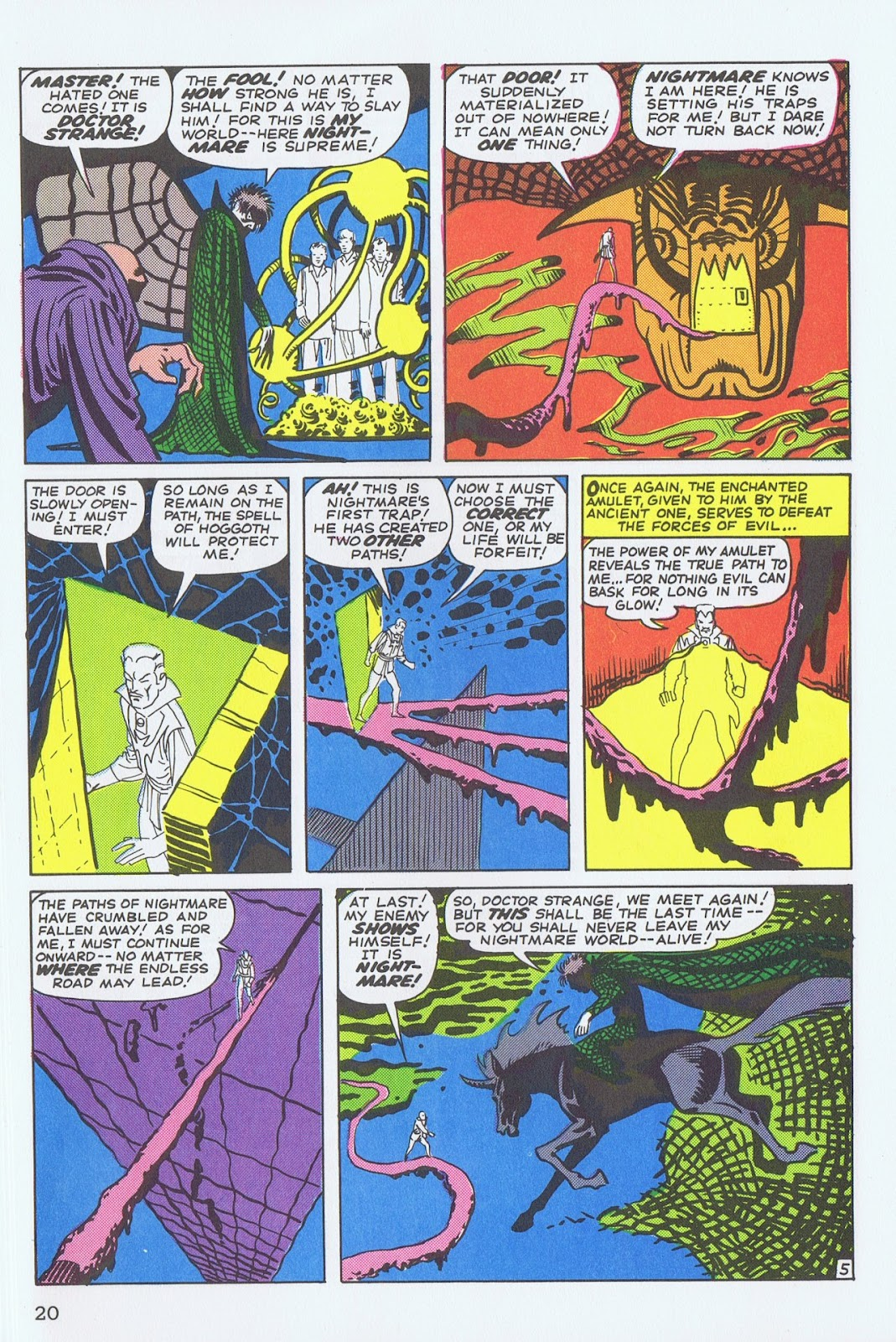 Doctor Strange: Master of the Mystic Arts issue TPB - Page 18