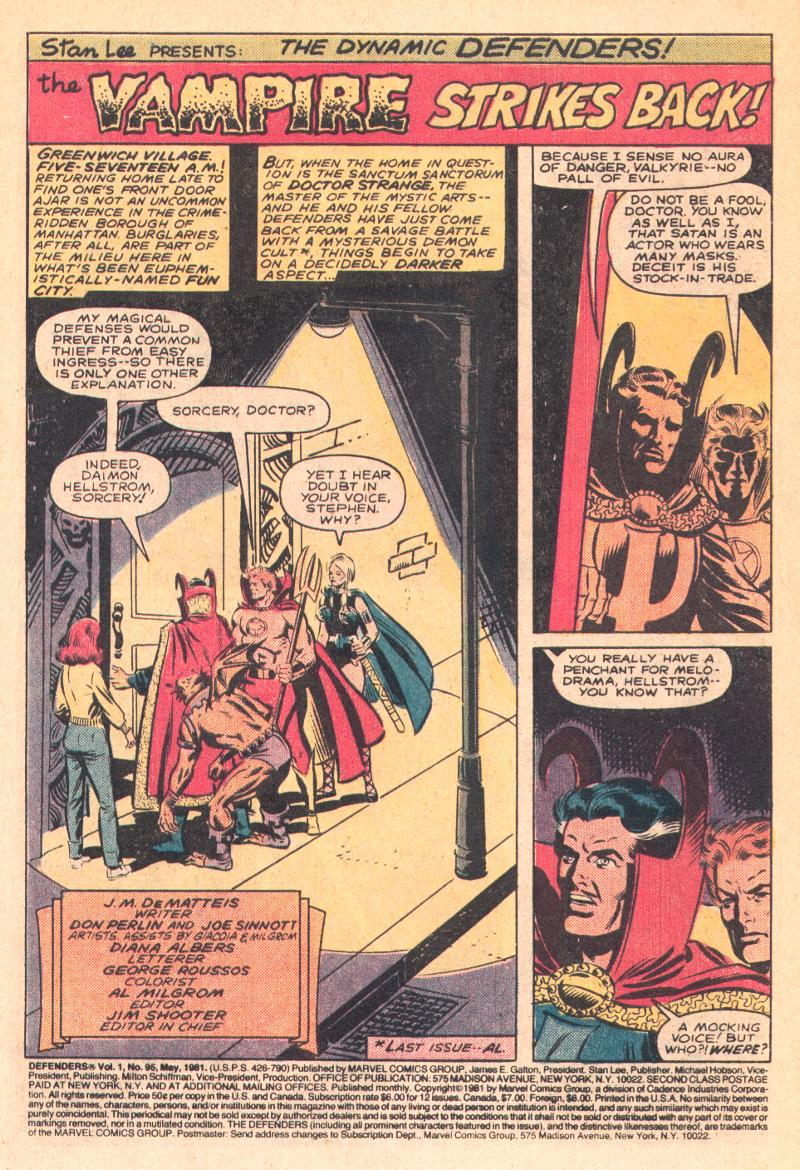 The Defenders (1972) 95 Page 2