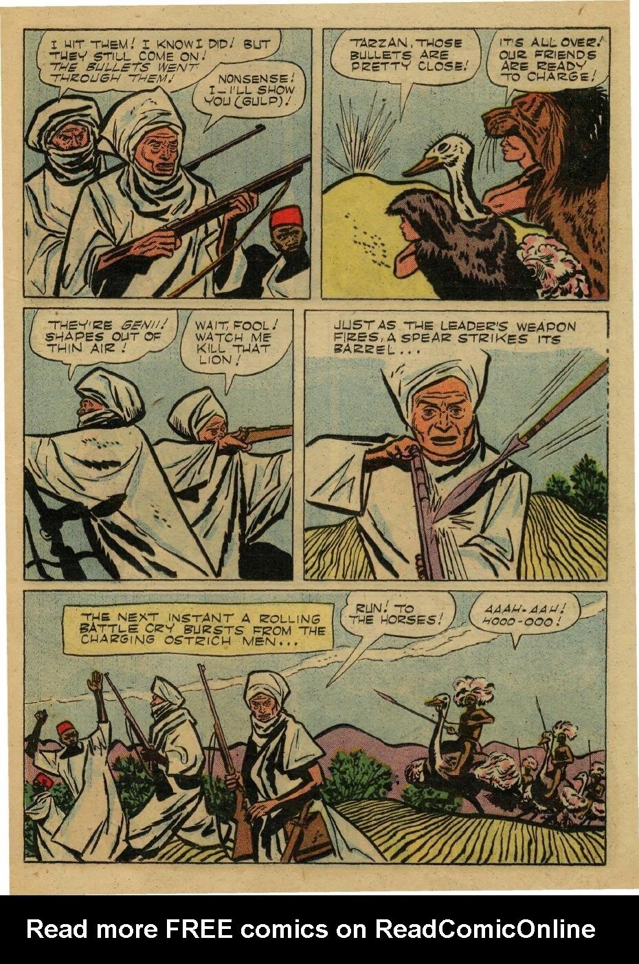 Tarzan (1948) issue 72 - Page 25