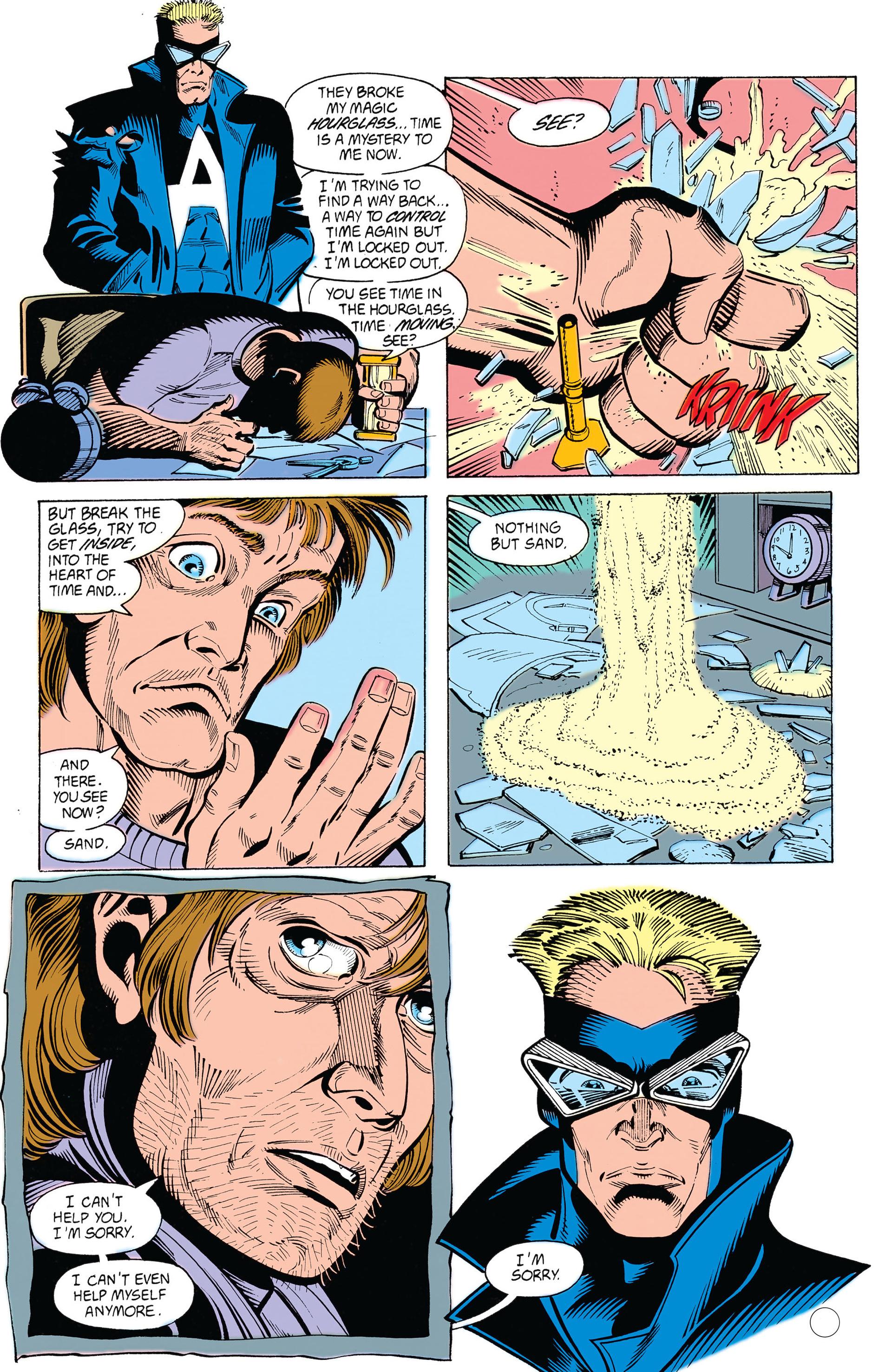 Read online Animal Man (1988) comic -  Issue #22 - 4