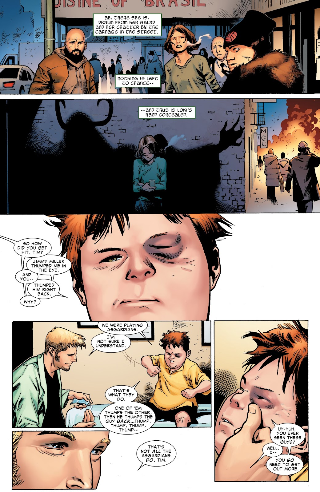 Read online Siege Prelude comic -  Issue # TPB (Part 1) - 38