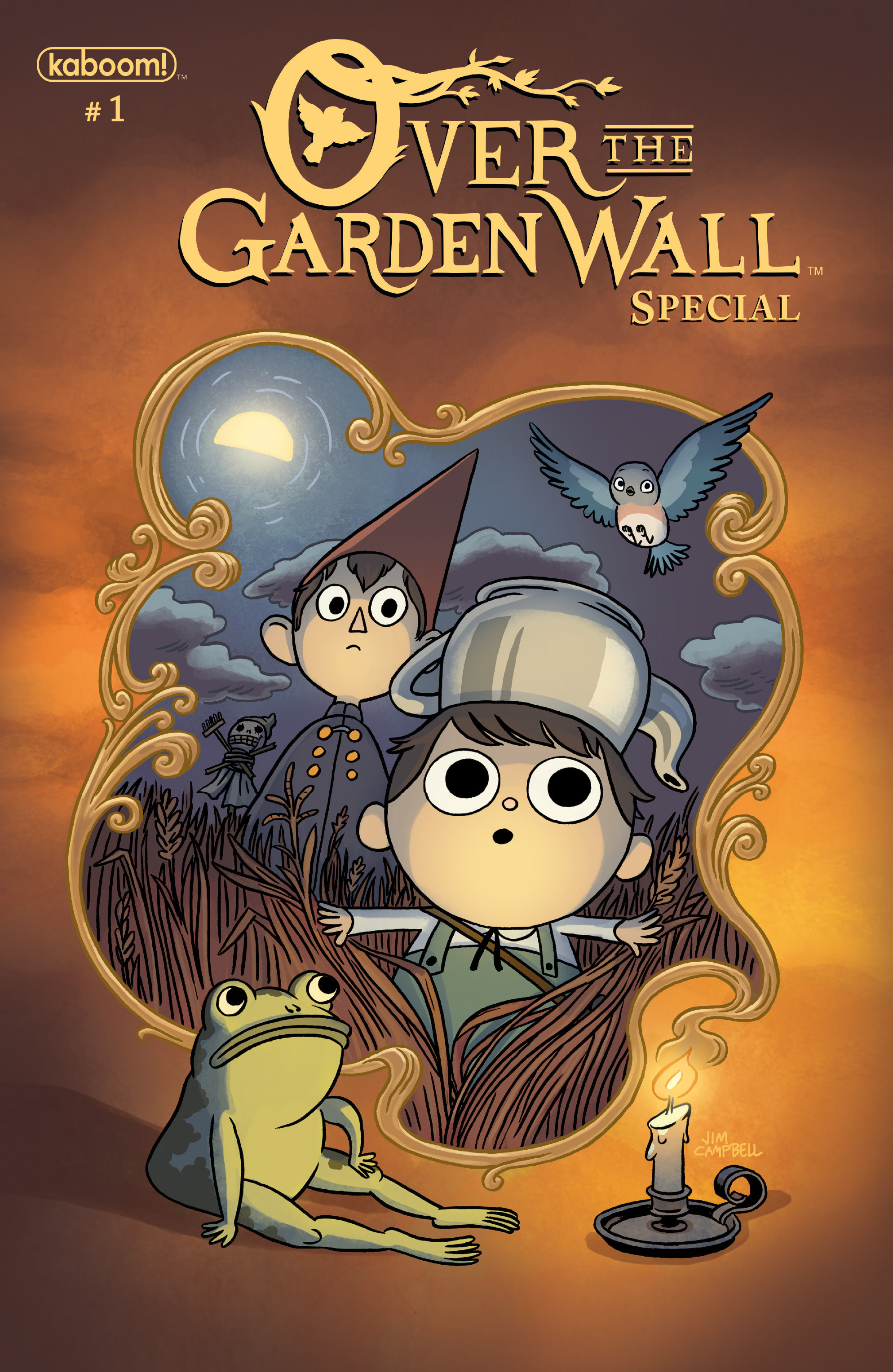 Over the Garden Wall (2015) _Special Page 1