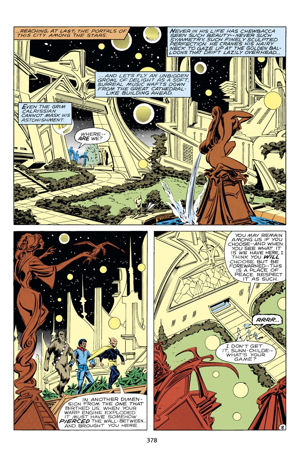 Read online Star Wars Omnibus comic -  Issue # Vol. 14 - 374