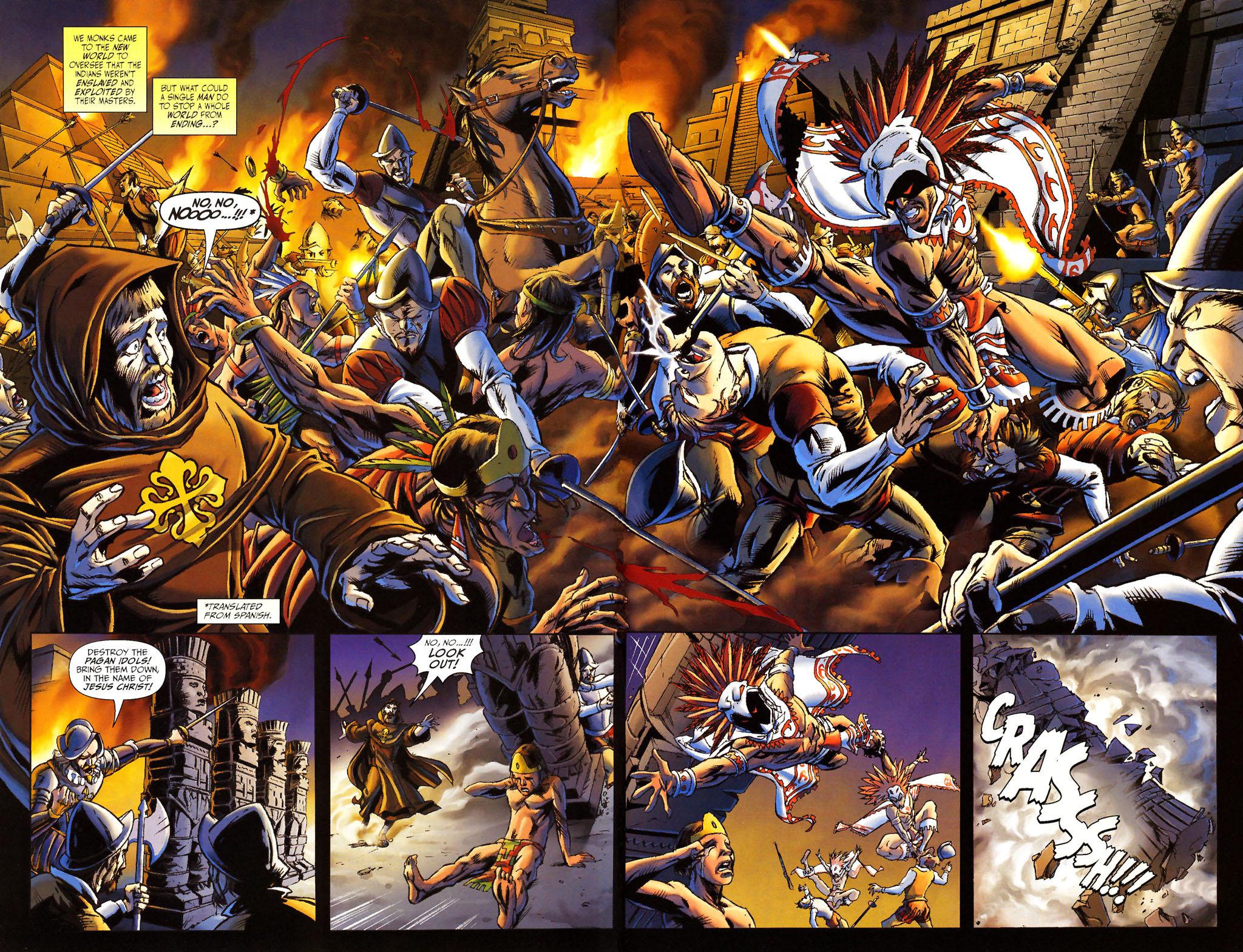 Read online ShadowHawk (2005) comic -  Issue #13 - 6