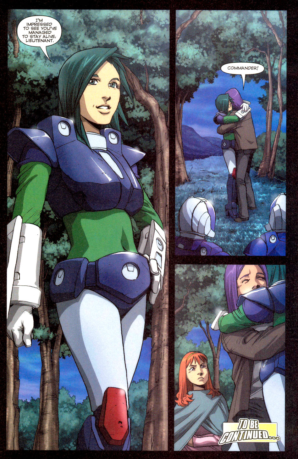 Read online Robotech: Invasion comic -  Issue #3 - 17
