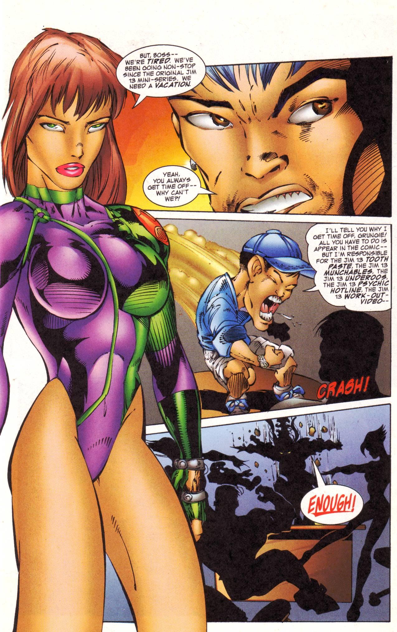 Read online Avengeblade comic -  Issue #2 - 6