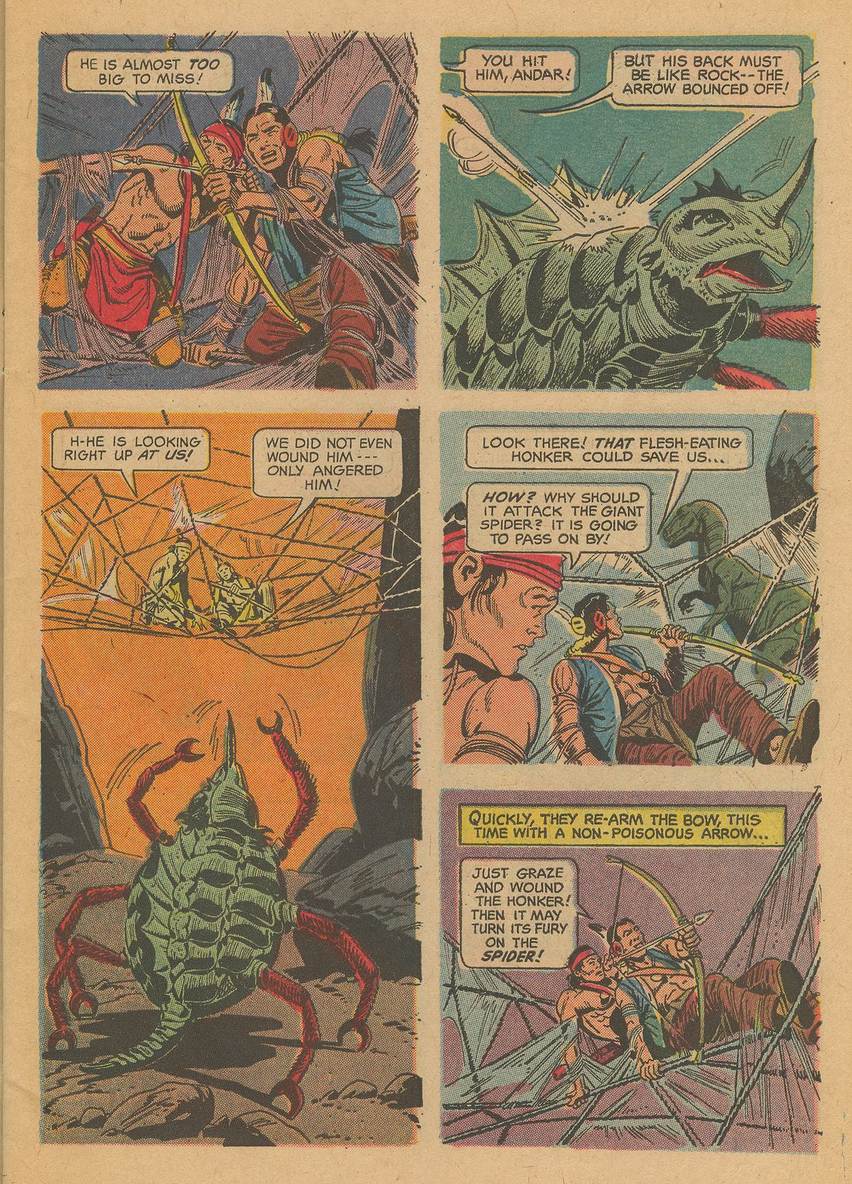 Read online Turok, Son of Stone comic -  Issue #59 - 7