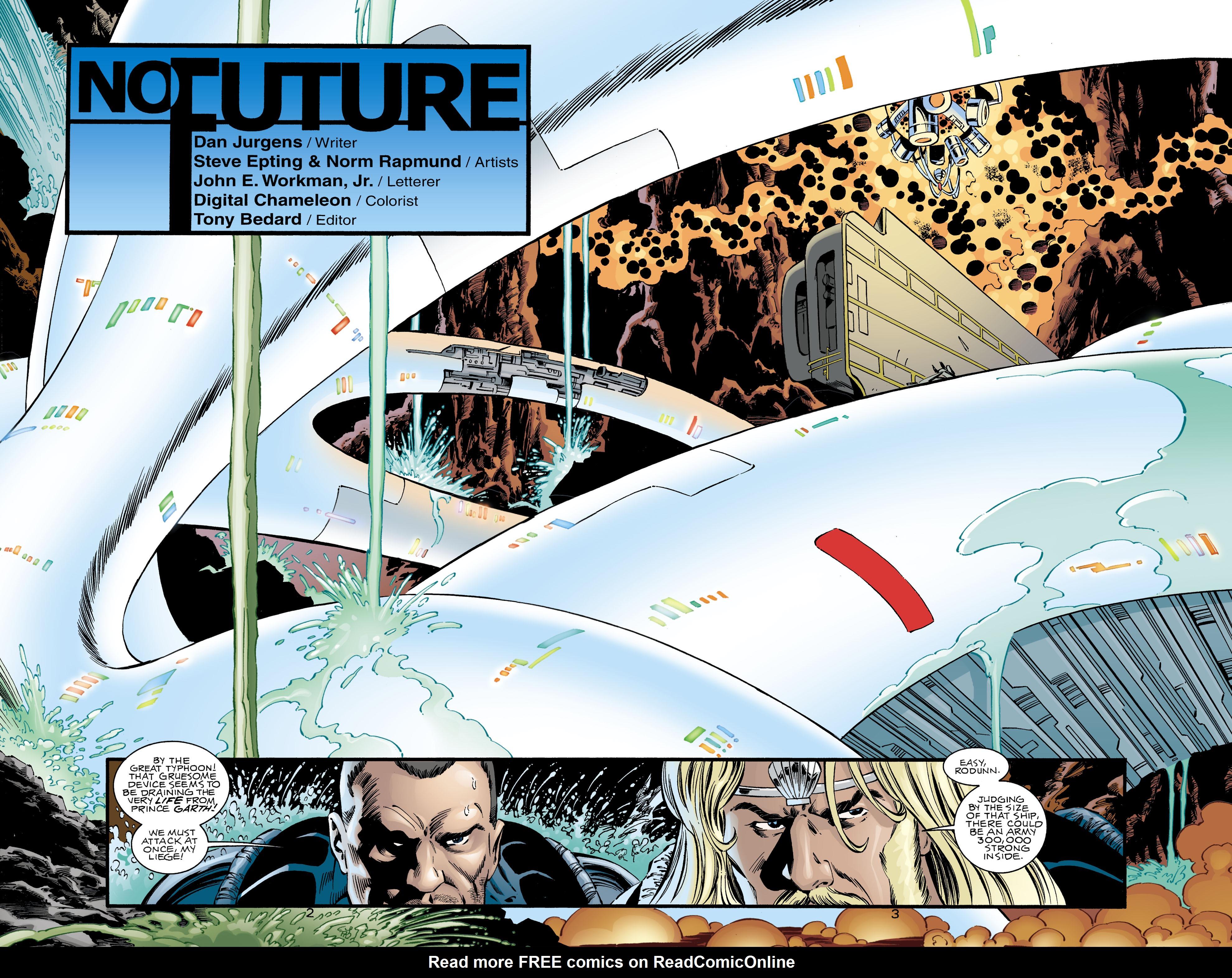 Read online Aquaman (1994) comic -  Issue #75 - 3