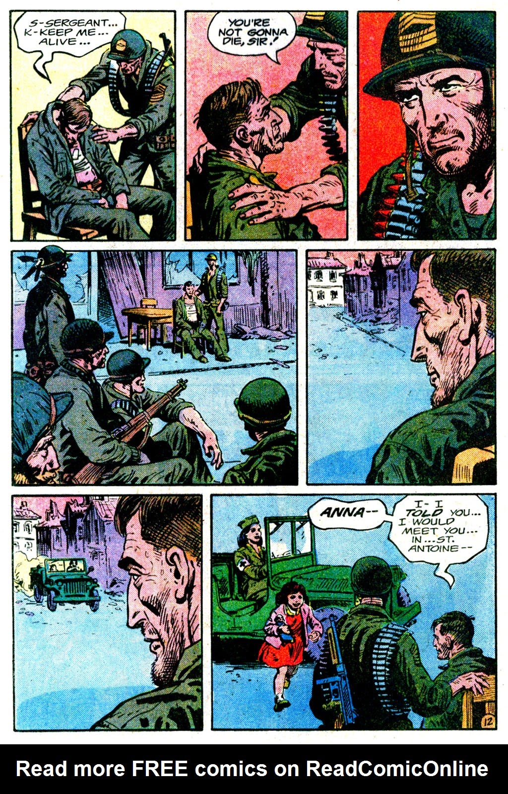 Sgt. Rock issue 361 - Page 13