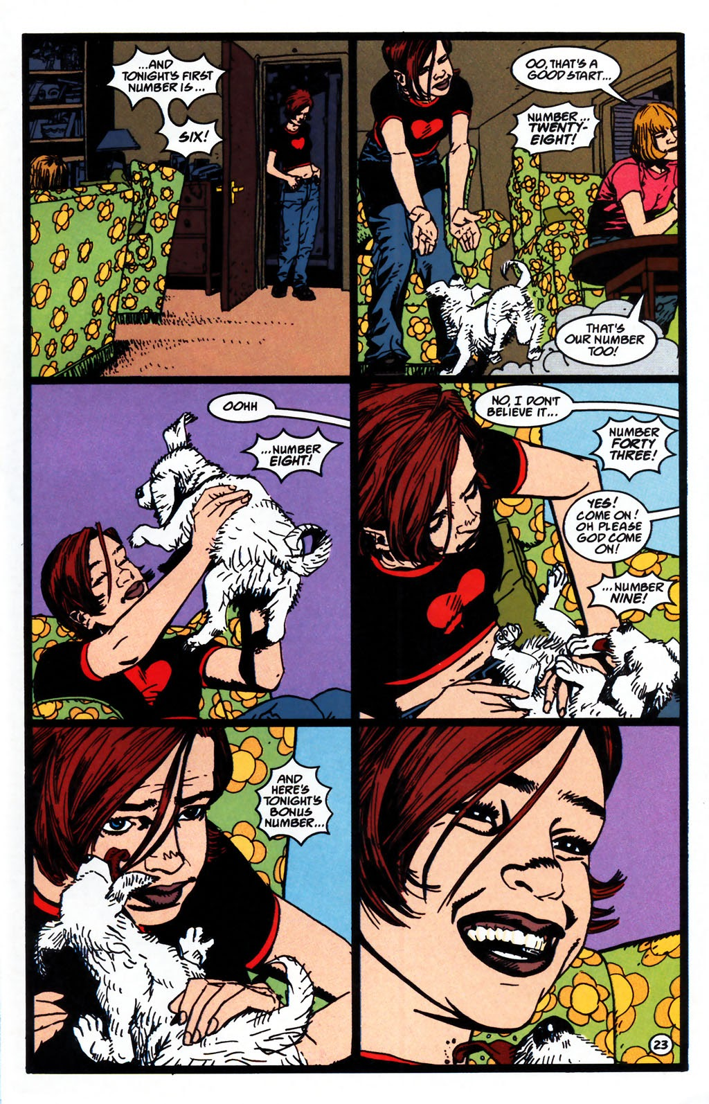 Read online Girl comic -  Issue #3 - 25