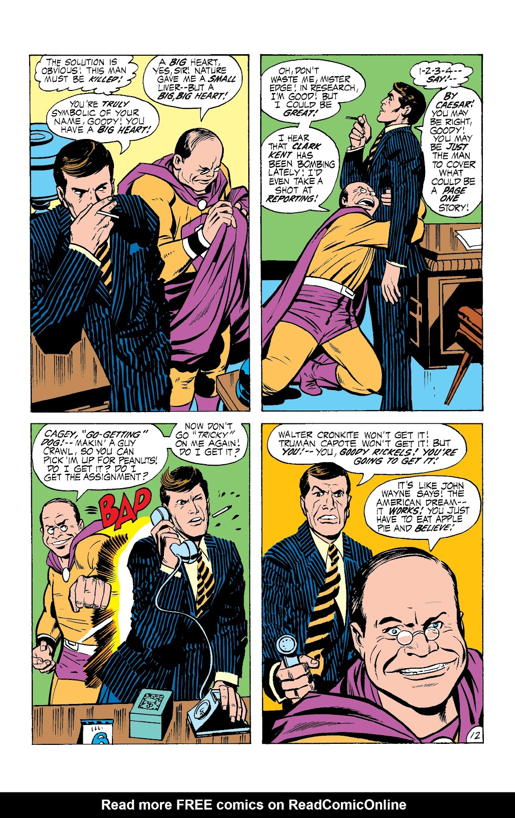 Read online Superman's Pal, Jimmy Olsen by Jack Kirby comic -  Issue # TPB (Part 2) - 56