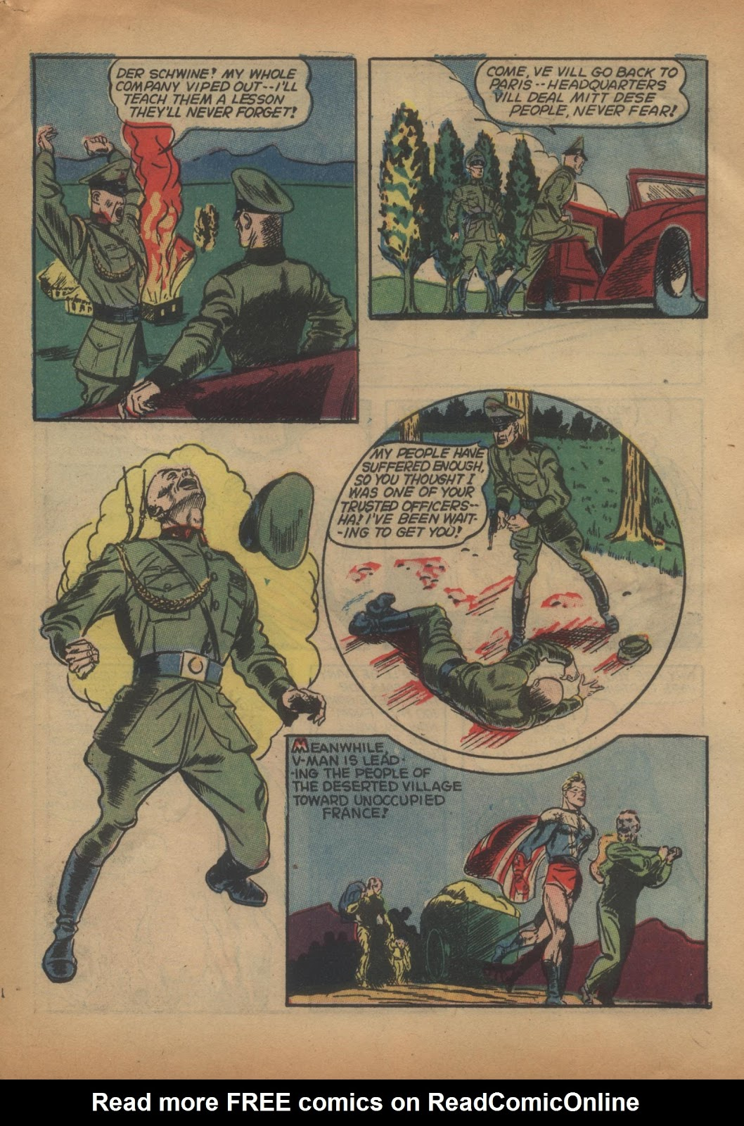 The Blue Beetle issue 15 - Page 41