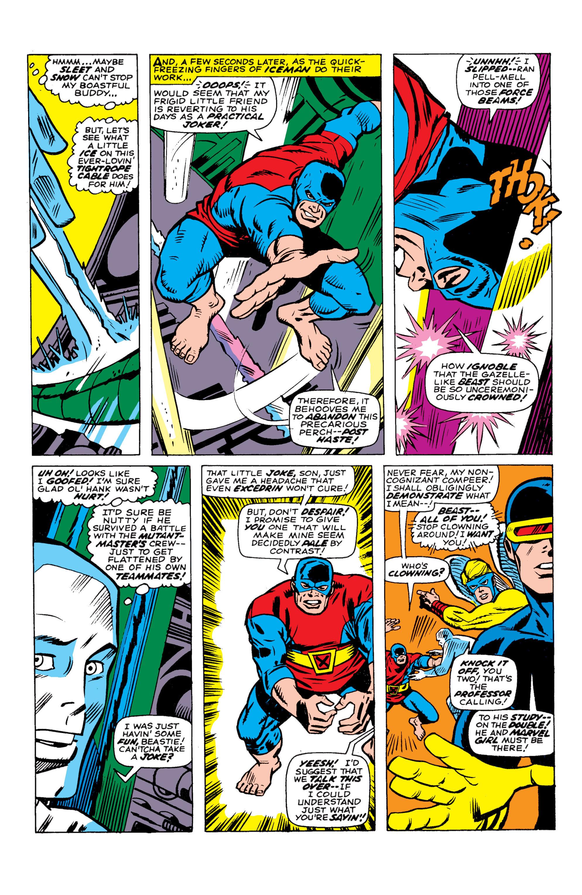 Uncanny X-Men (1963) 40 Page 2